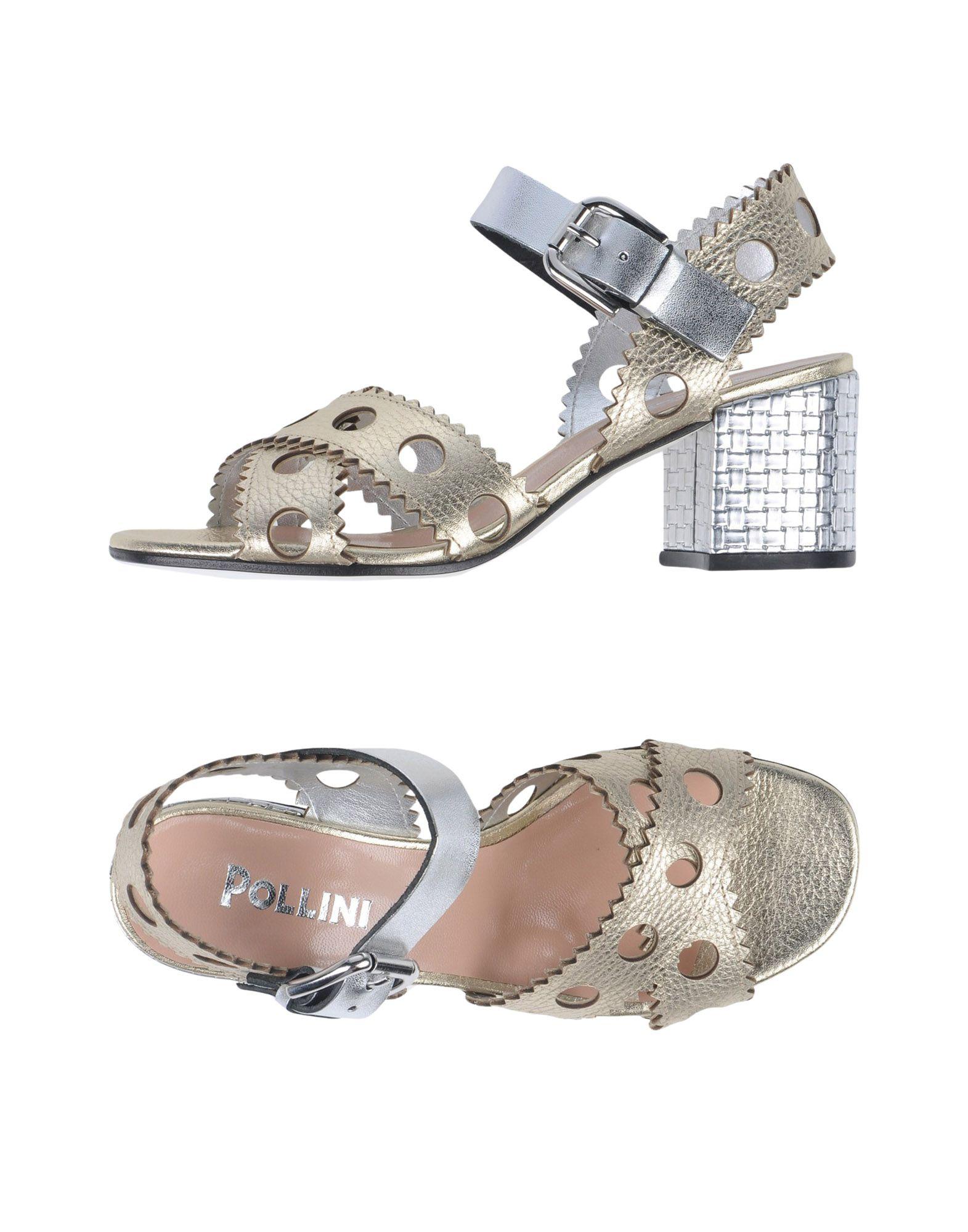 Haltbare Mode billige Schuhe Pollini Sandalen Damen  11331412EL Heiße Schuhe