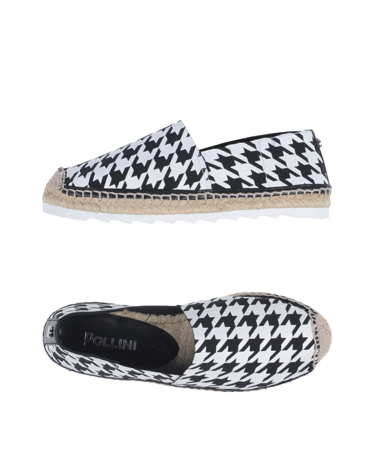 Gut um billige Schuhe  zu tragenPollini Espadrilles Damen  Schuhe 11331416TE 04547d
