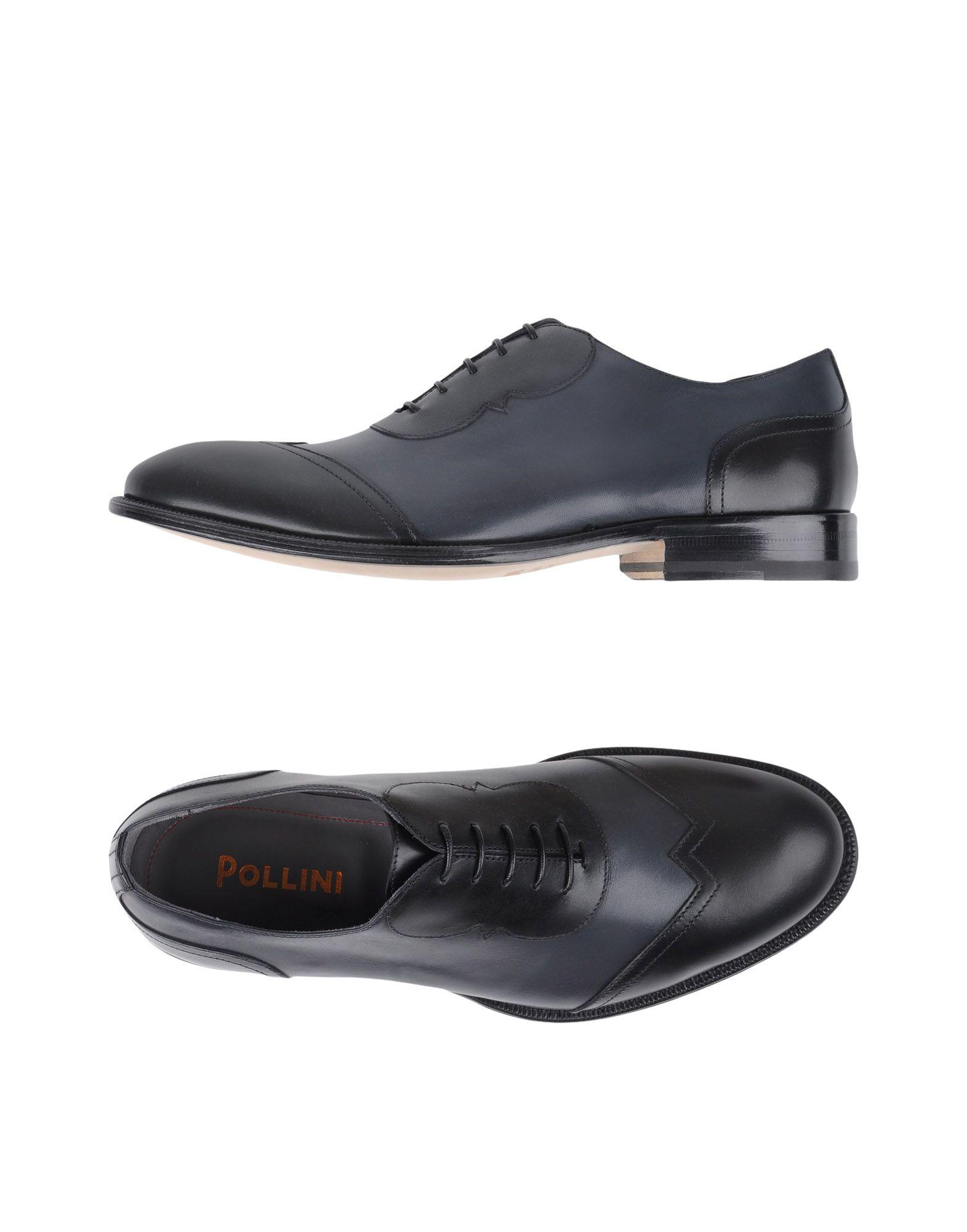 Pollini Heiße Schnürschuhe Herren  11331424TP Heiße Pollini Schuhe 89712a
