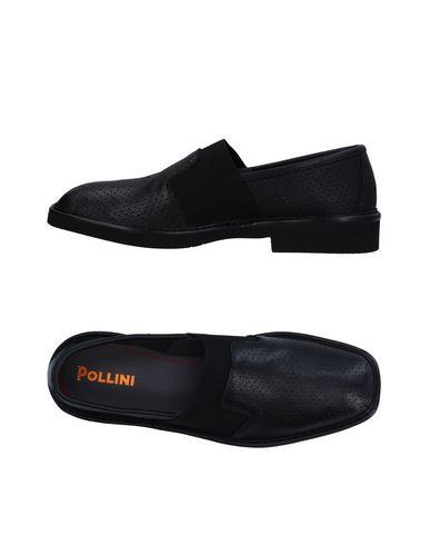 Zapatos con descuento Mocasín Pollini Hombre - Mocasines Pollini - 11331446DL Negro