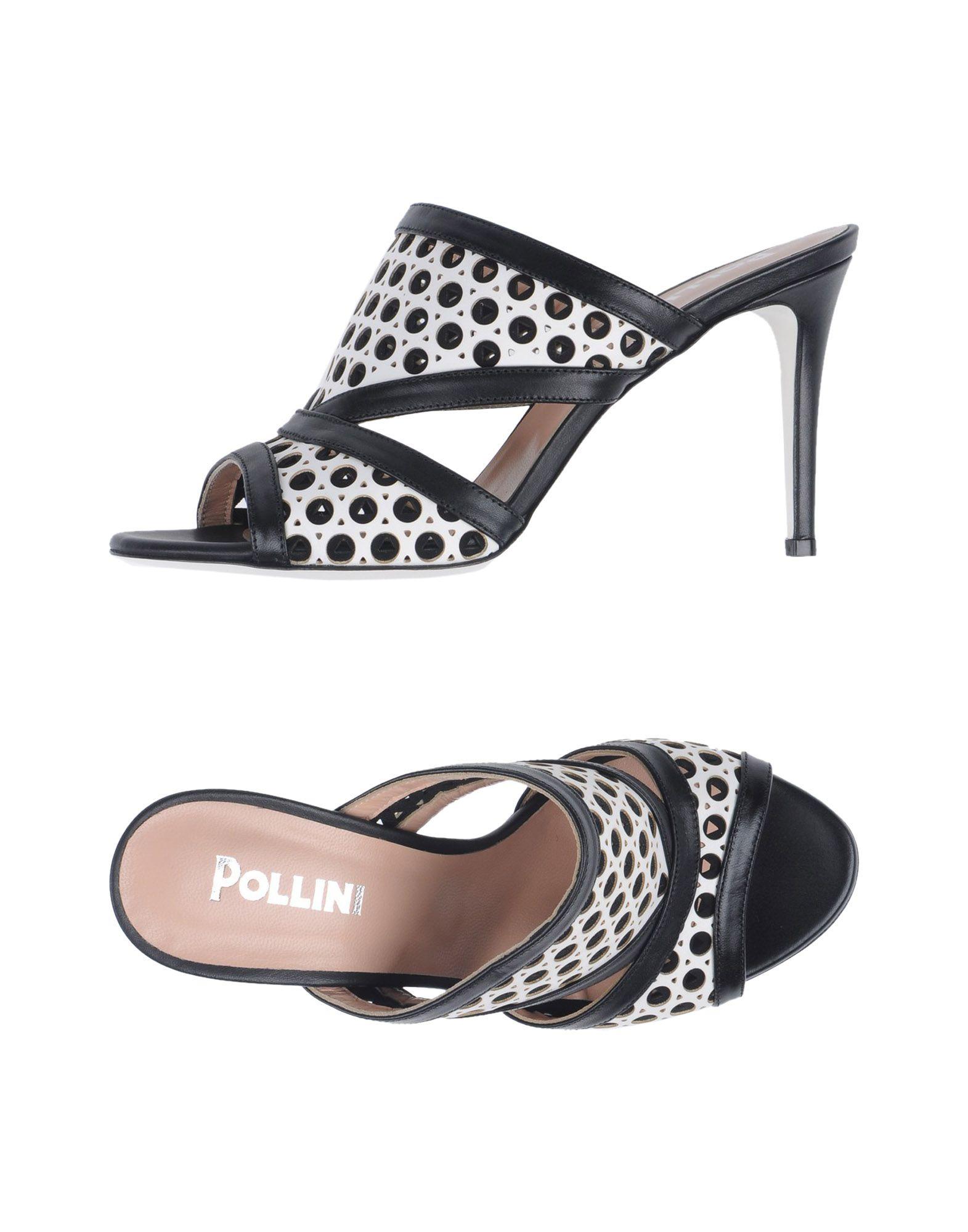 Pollini Sandalen Damen  11331455CJGut aussehende strapazierfähige Schuhe