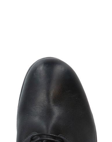 Open Closed Shoes Stringate Donna Scarpe Antracite