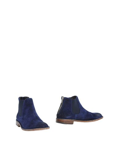 OPEN CLOSED  SHOES Chelsea boots