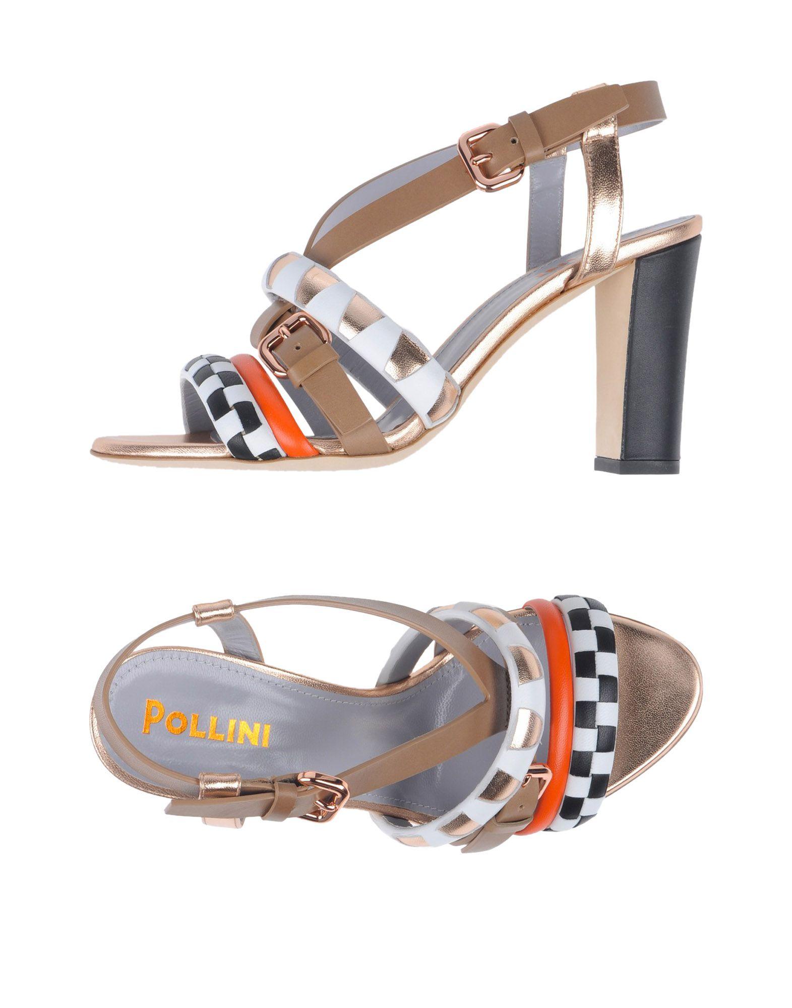 Stilvolle billige Schuhe Pollini Sandalen Damen  11331510HC