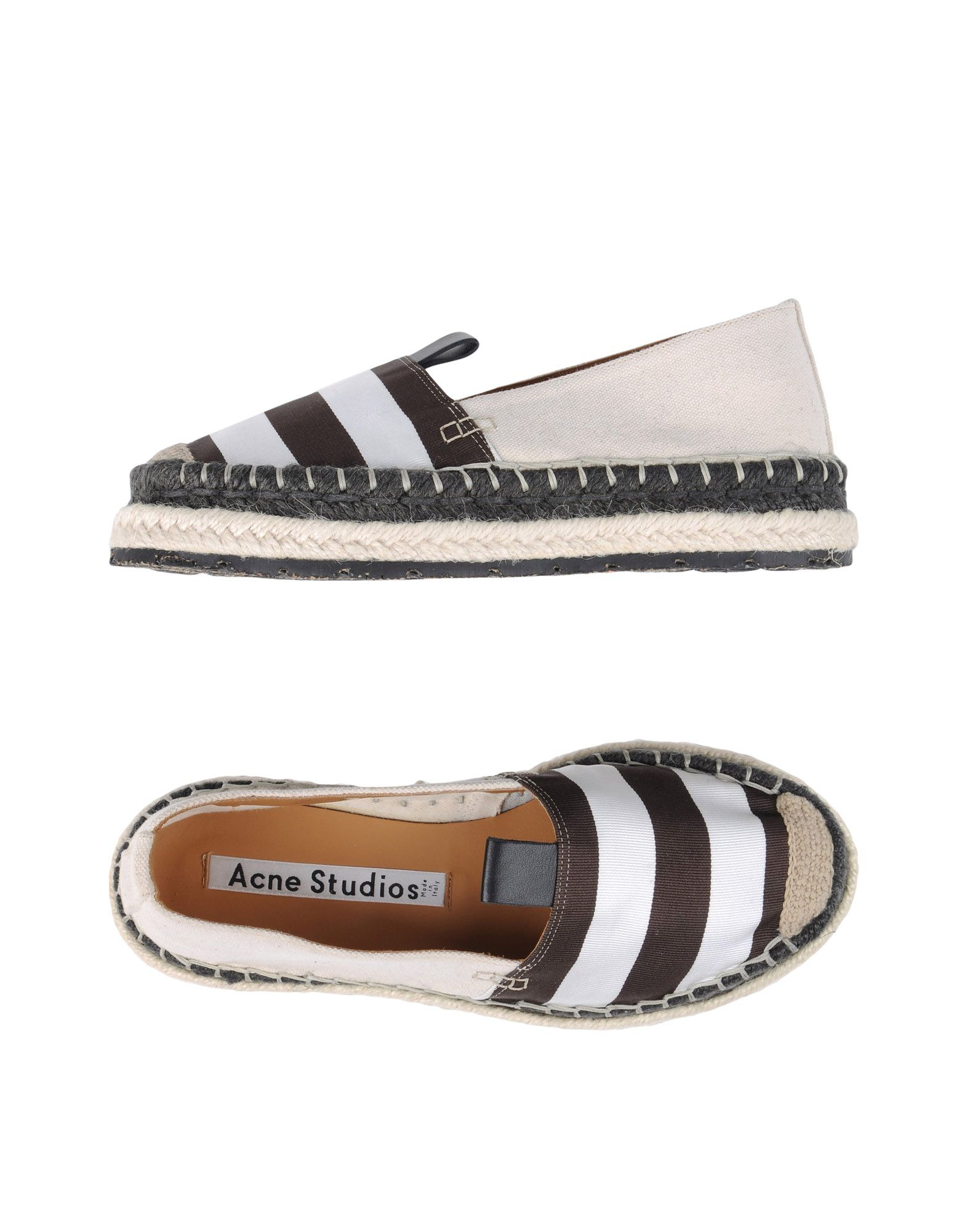 Gut um billige Schuhe zu tragenAcne Studios Espadrilles Damen  11331523ND