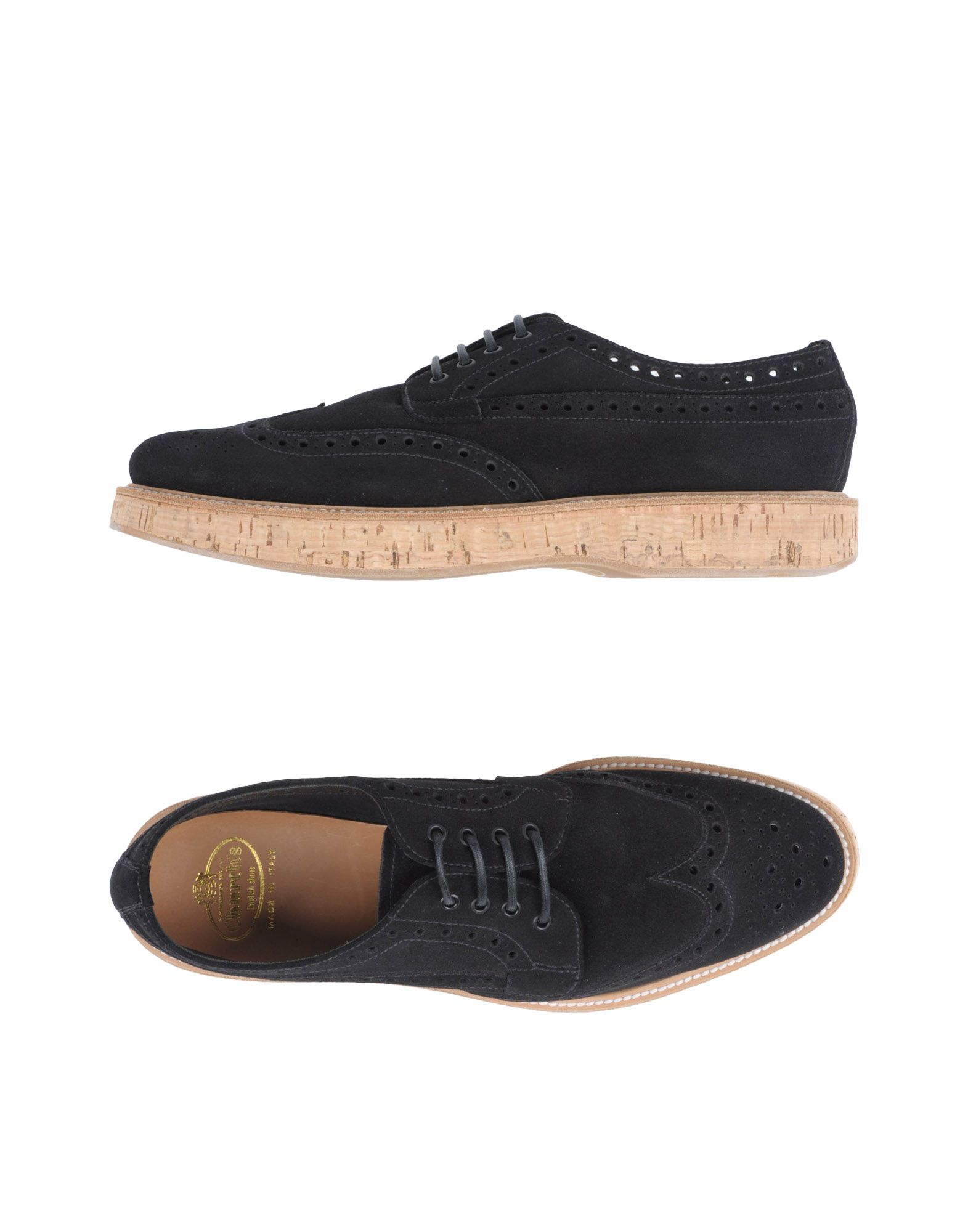 Rabatt  Schuhe Church's Schnürschuhe Damen  Rabatt 11331547LD b543da