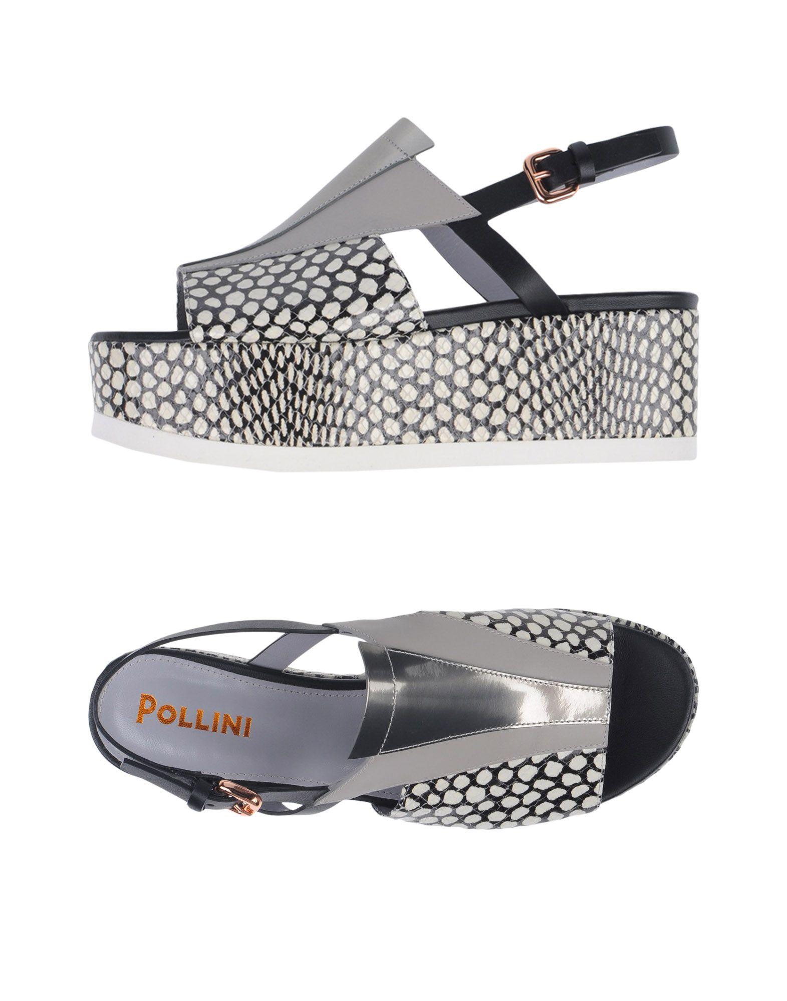 Pollini Sandalen Damen  11331550GL Gute Qualität beliebte Schuhe