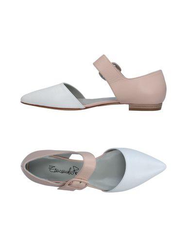Emanuela Passeri Ballet Flats   Footwear by Emanuela Passeri