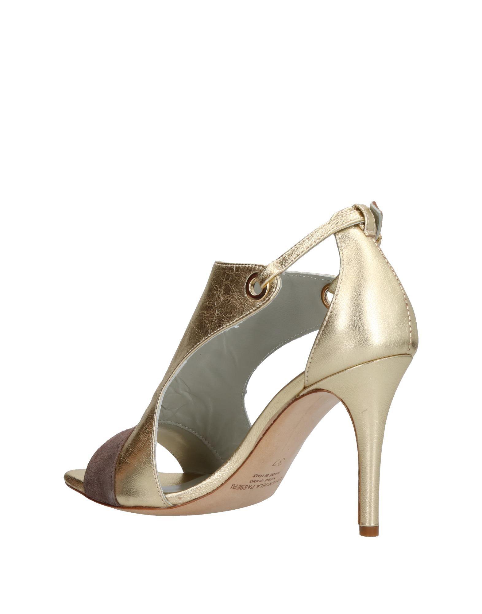 Emanuela 11331637QO Passeri Sandalen Damen  11331637QO Emanuela Gute Qualität beliebte Schuhe 5d49df