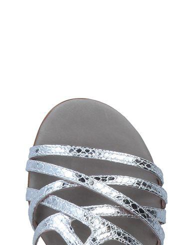 Più Donna Argento Scarpe Sandali
