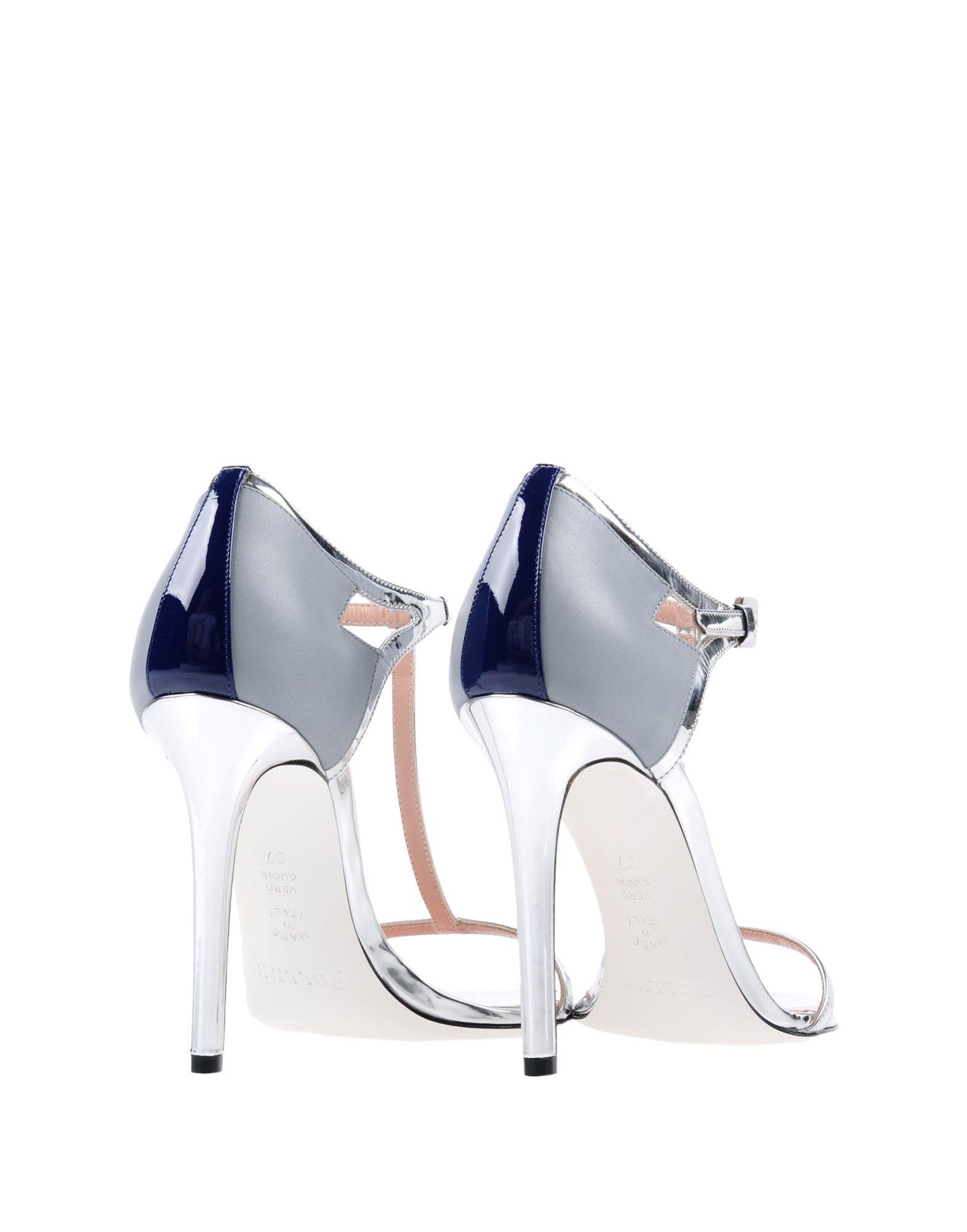 Haltbare Mode billige Schuhe Pollini Sandalen Damen  11331653PS Heiße Schuhe