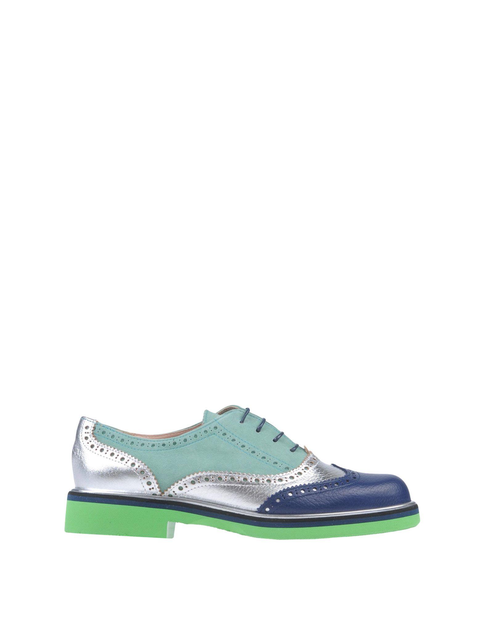 Chaussures À Lacets Pollini Femme - Chaussures À Lacets Pollini sur