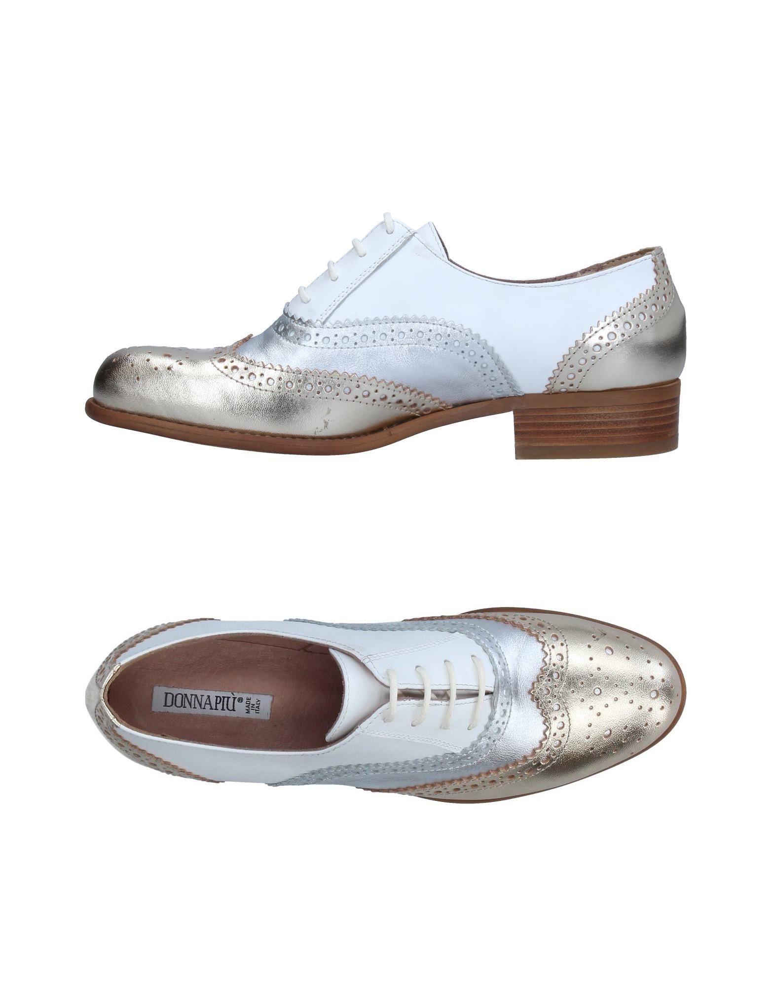 Donna Più Schnürschuhe Damen  11331681HL Neue Schuhe