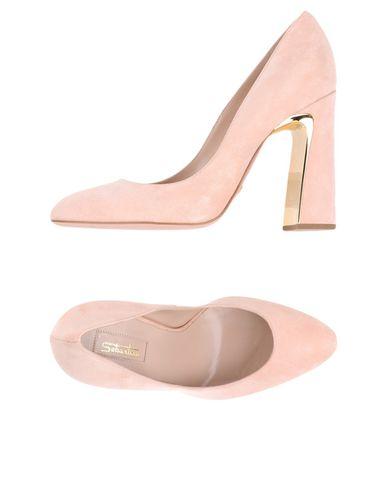 Zapato De Salón Sebastian Mujer - Salones Sebastian en YOOX - 11331696MQ 4d0c55025c1