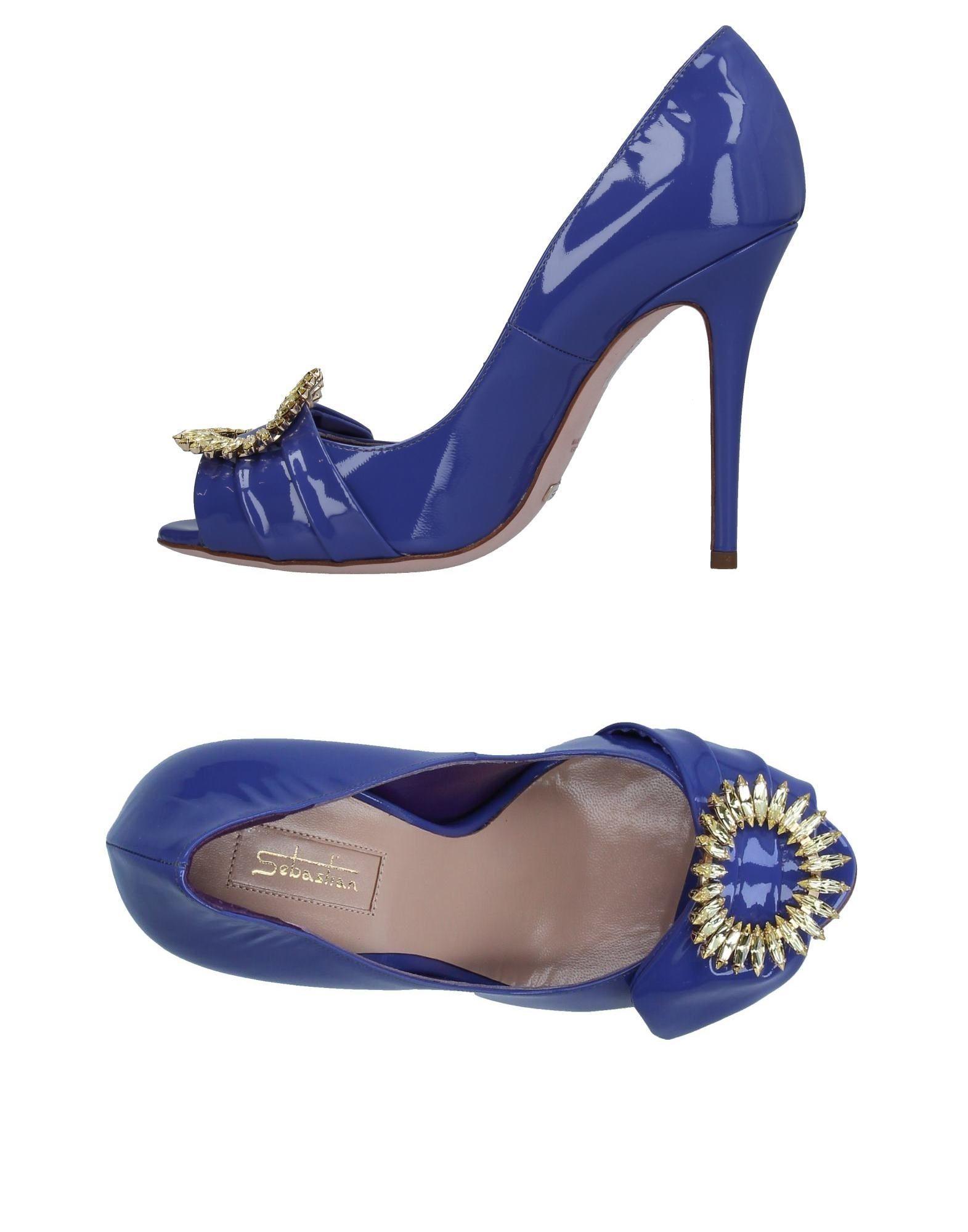 Stilvolle billige Schuhe Sebastian Pumps Damen  11331734AD