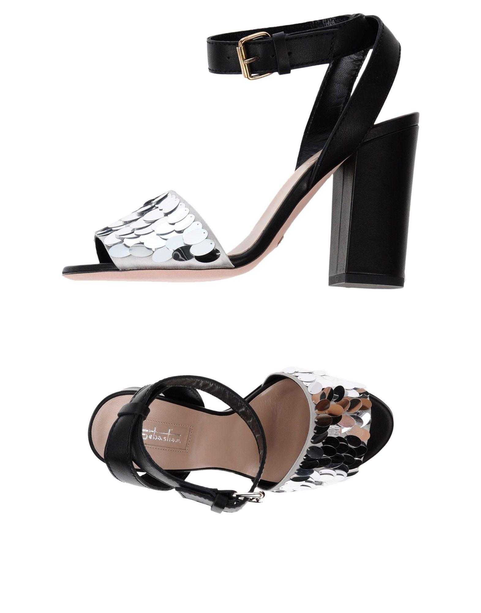 Stilvolle billige Schuhe Sebastian Sandalen Damen  11331743NS