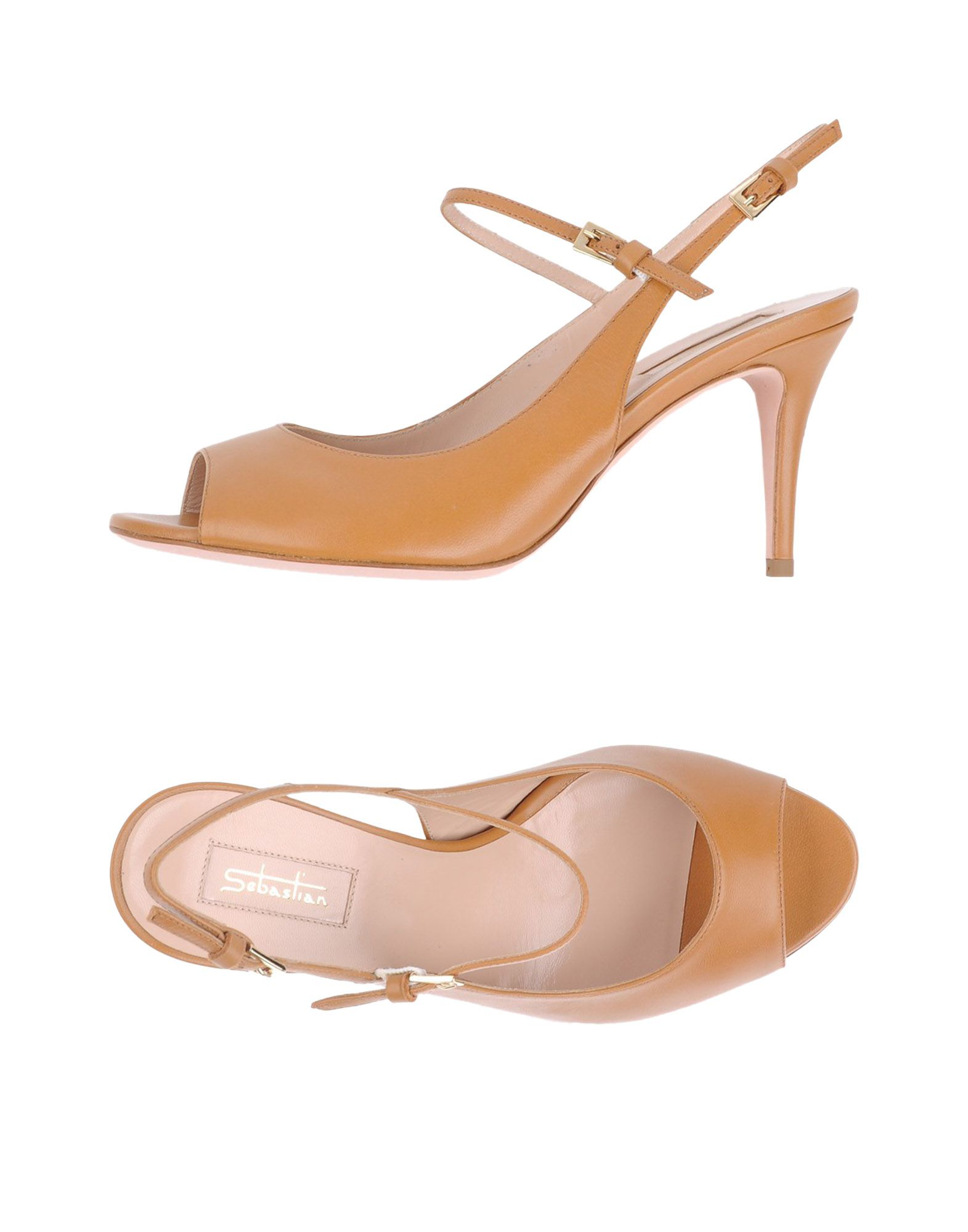 Stilvolle billige Schuhe Sebastian Sandalen Damen  11331748TJ