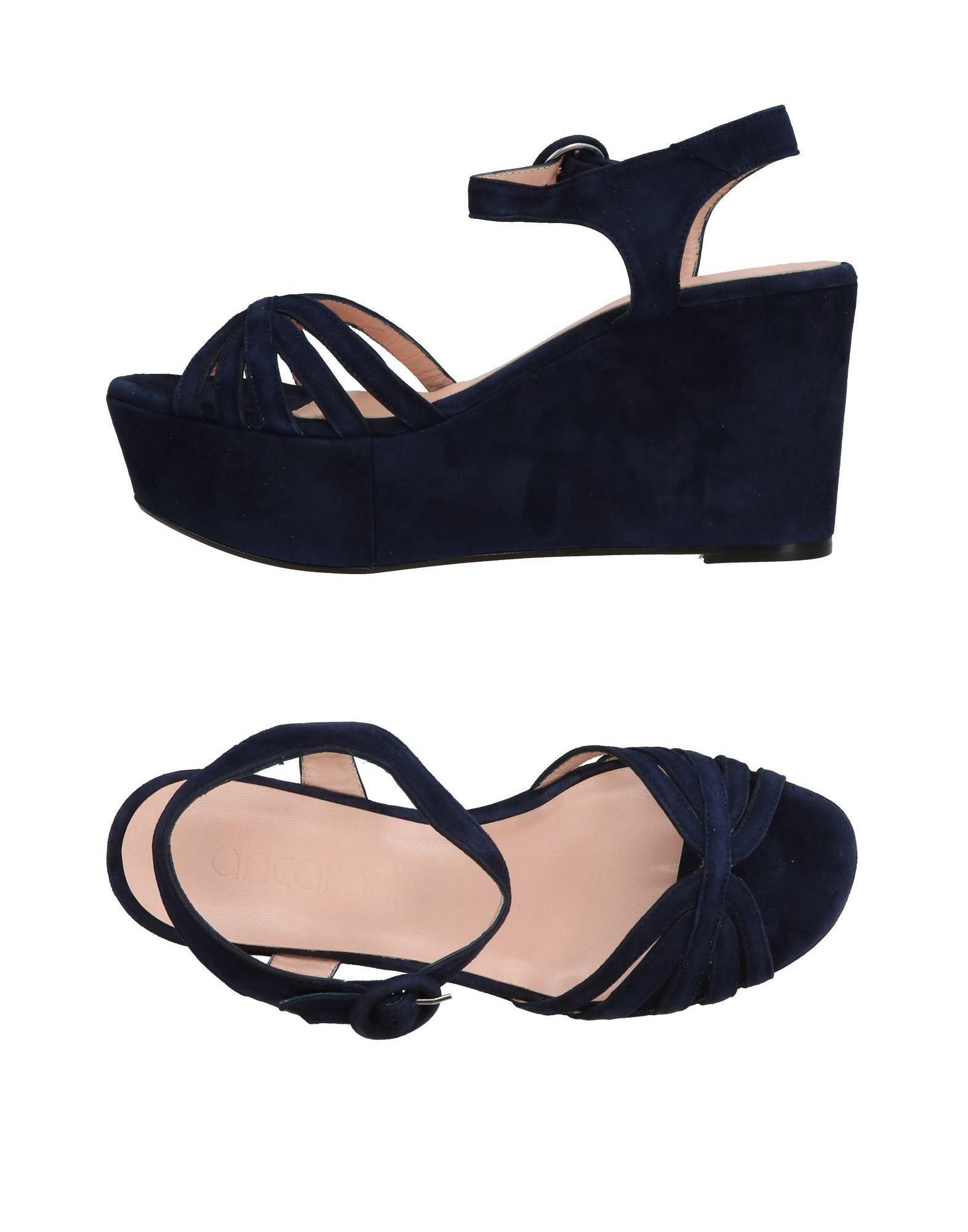 Gut um billige Schuhe zu tragenAncarani Sandalen Damen  11331772ES