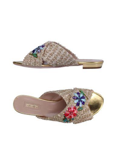 Los últimos mujer zapatos de hombre y mujer últimos Sandalia Belstaff Mujer - Sandalias Belstaff- 11396360WS Beige b34818