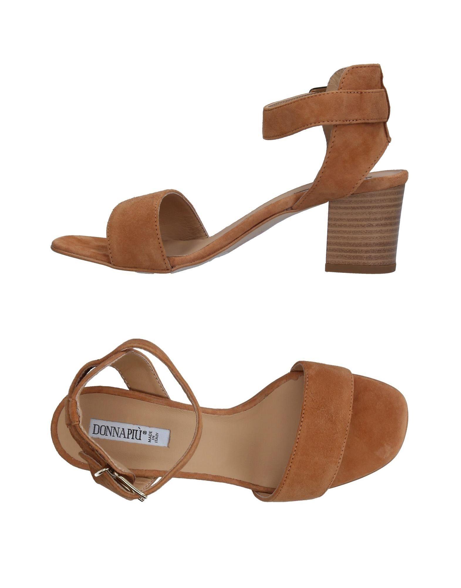 Donna Più Sandalen Damen  11331781NV Gute Qualität beliebte Schuhe