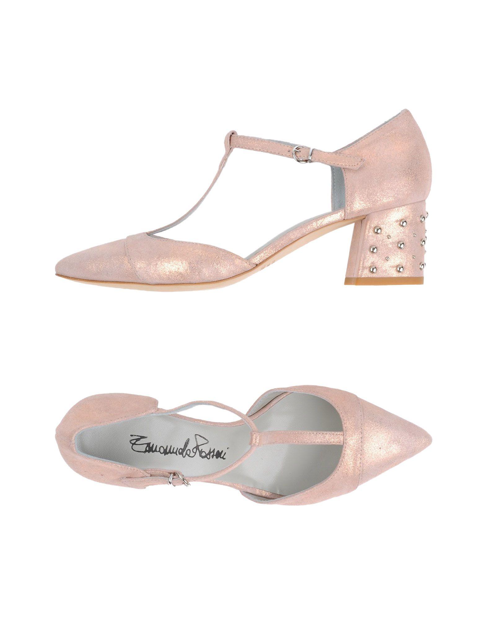 Moda barata y hermosa hermosa y Zapato De Salón Emanuela Passeri Mujer - Salones Emanuela Passeri  Rosa 27bd8f