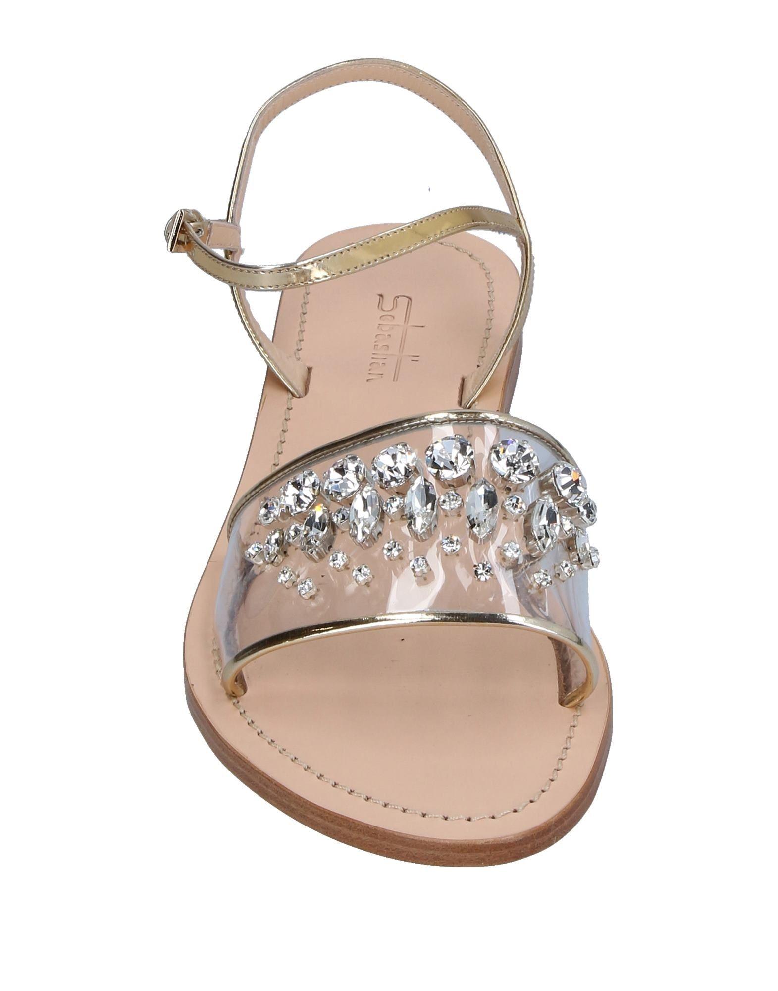 Stilvolle billige Schuhe Sebastian  Sandalen Damen  Sebastian 11331808UT 950923