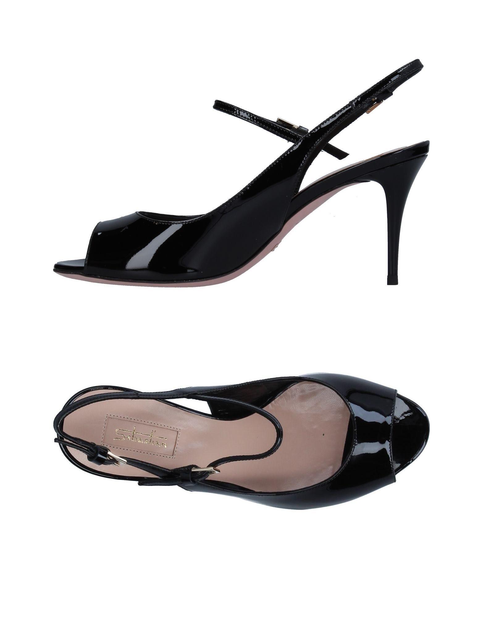 Stilvolle billige Schuhe Sebastian Sandalen Damen  11331854RC