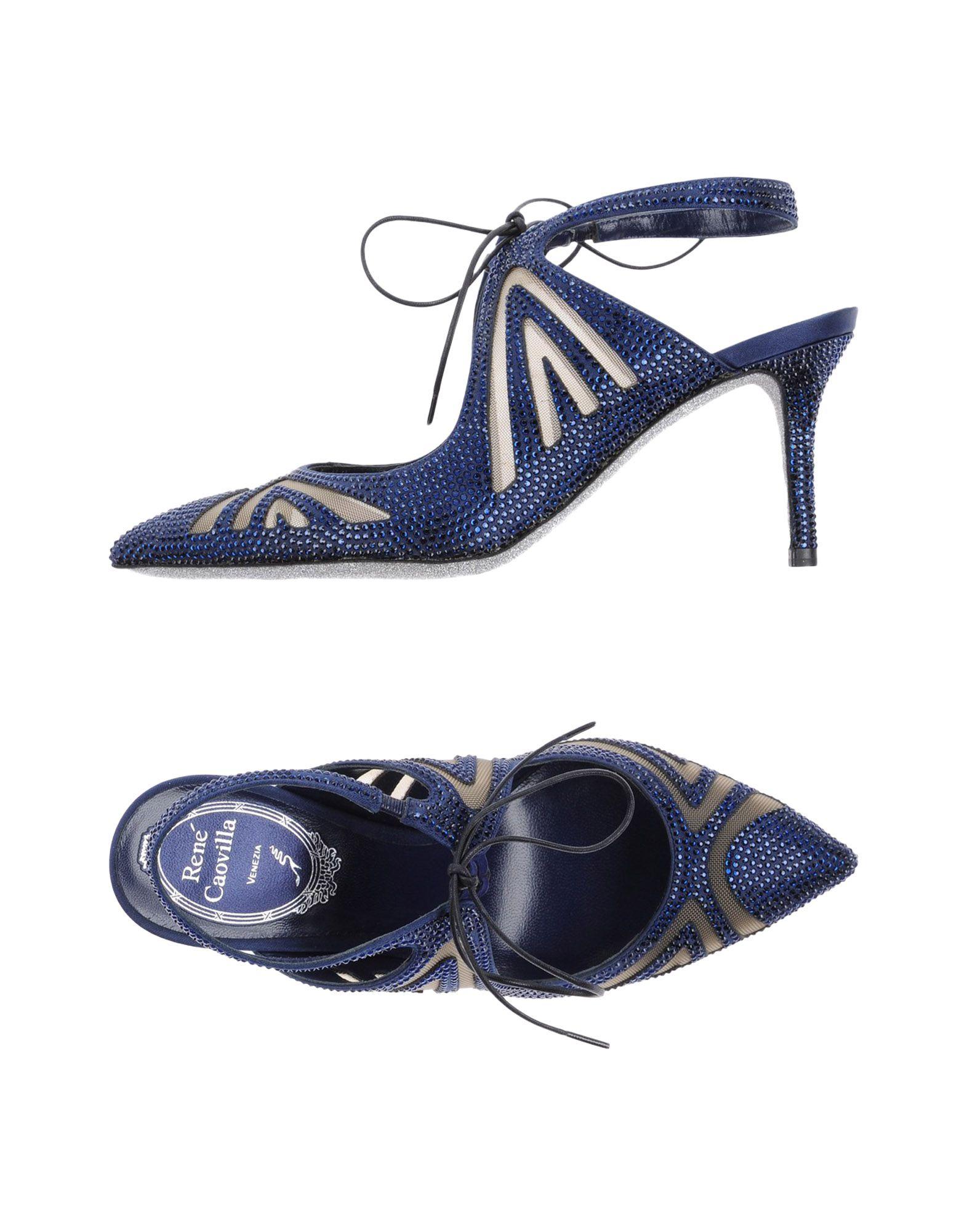 Rene' Caovilla 11331928RCGünstige Pumps Damen  11331928RCGünstige Caovilla gut aussehende Schuhe 4a5240