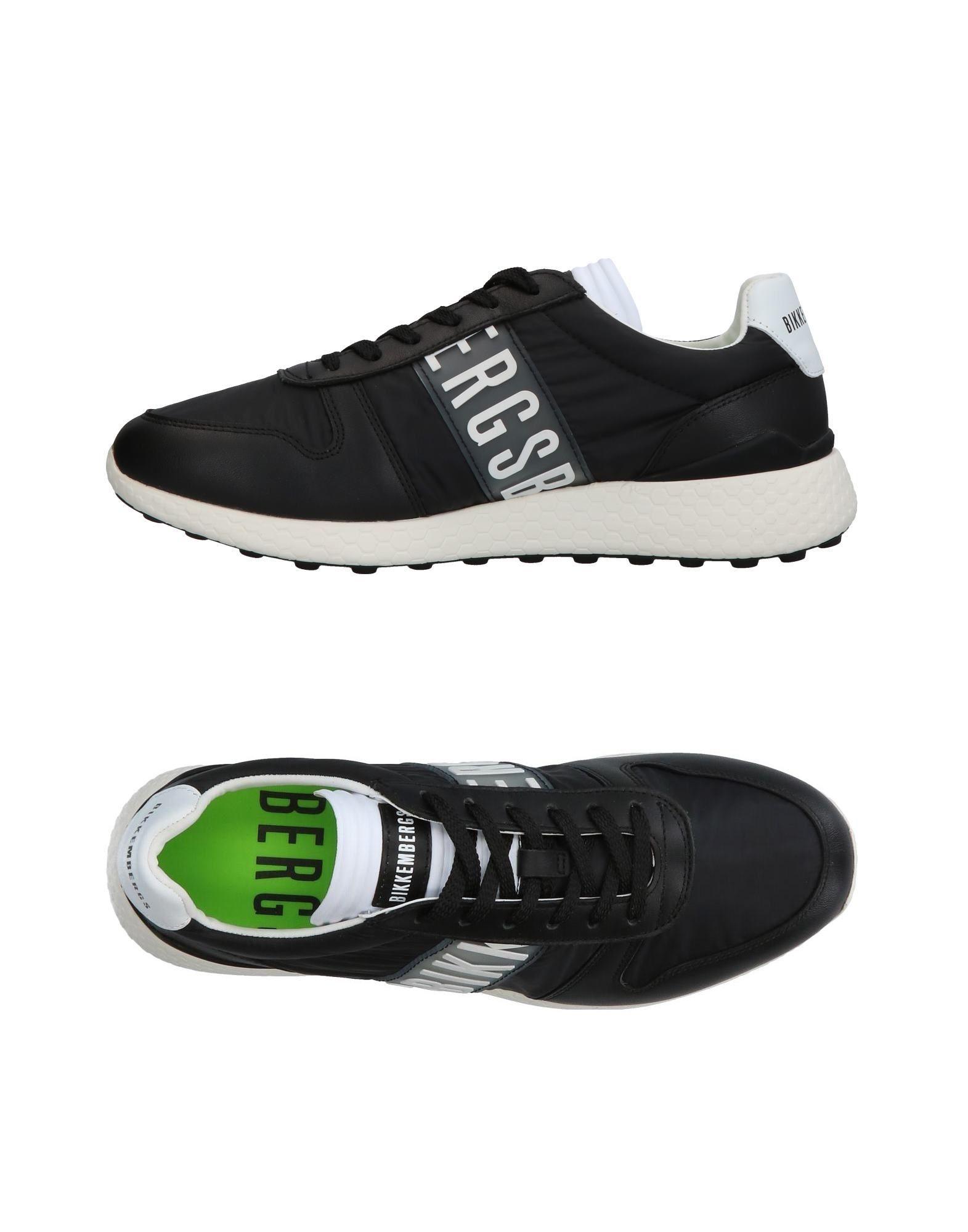 Rabatt echte Schuhe Bikkembergs Sneakers Herren  11332001TO