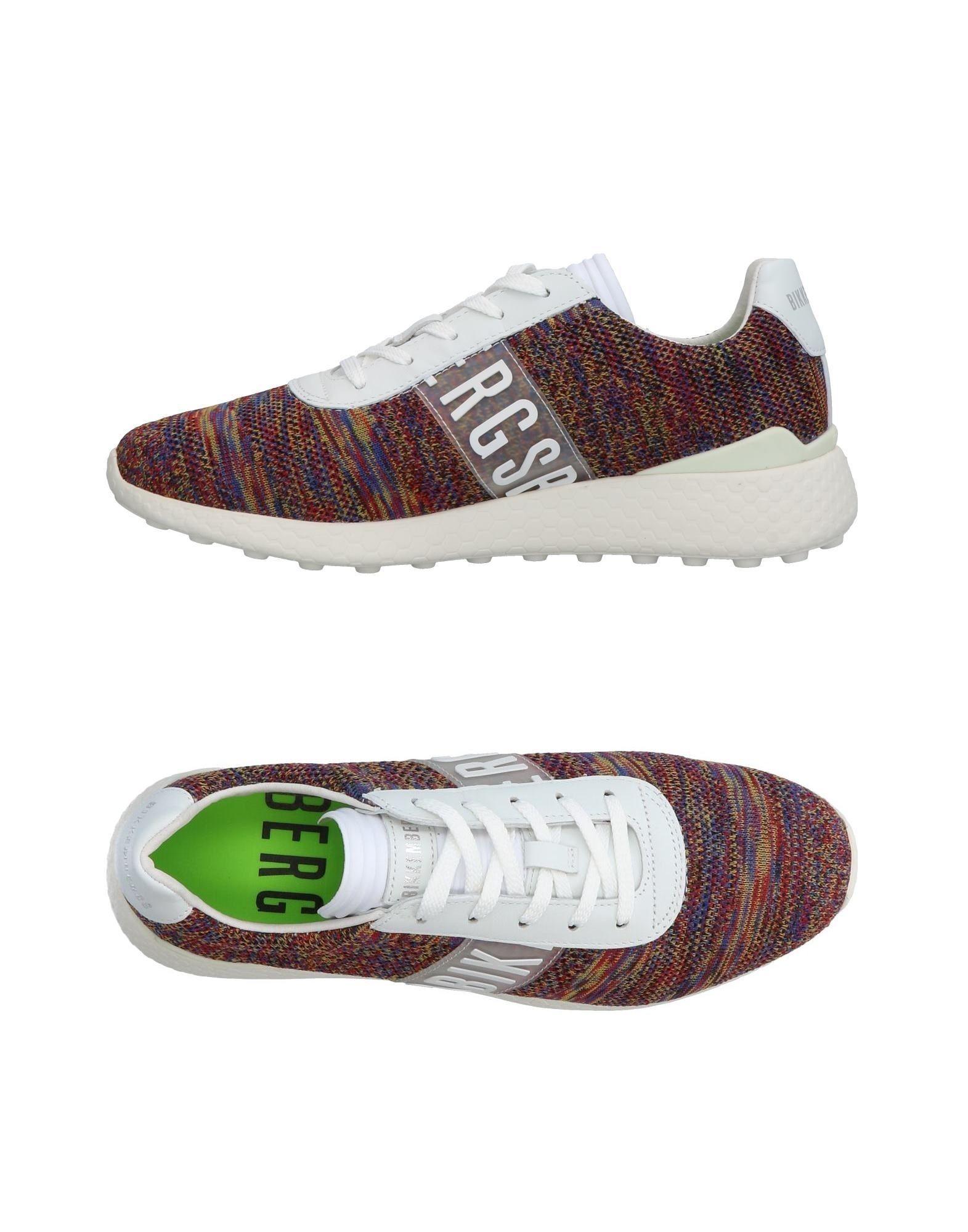 Rabatt echte Schuhe Bikkembergs Sneakers Herren  11332032CA