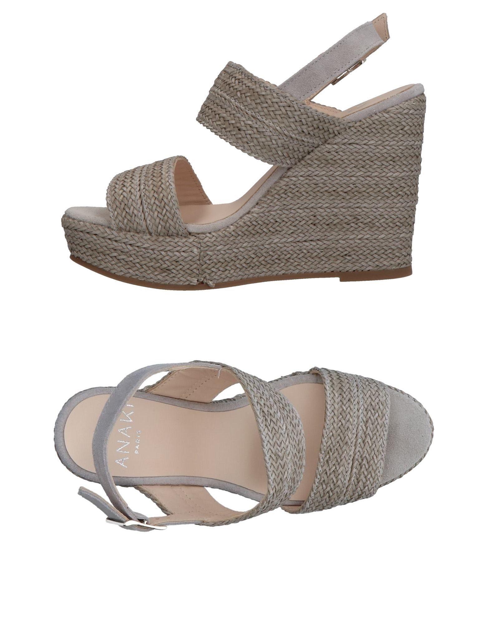 Anaki Sandalen Damen  11332195QJ Gute Qualität beliebte Schuhe