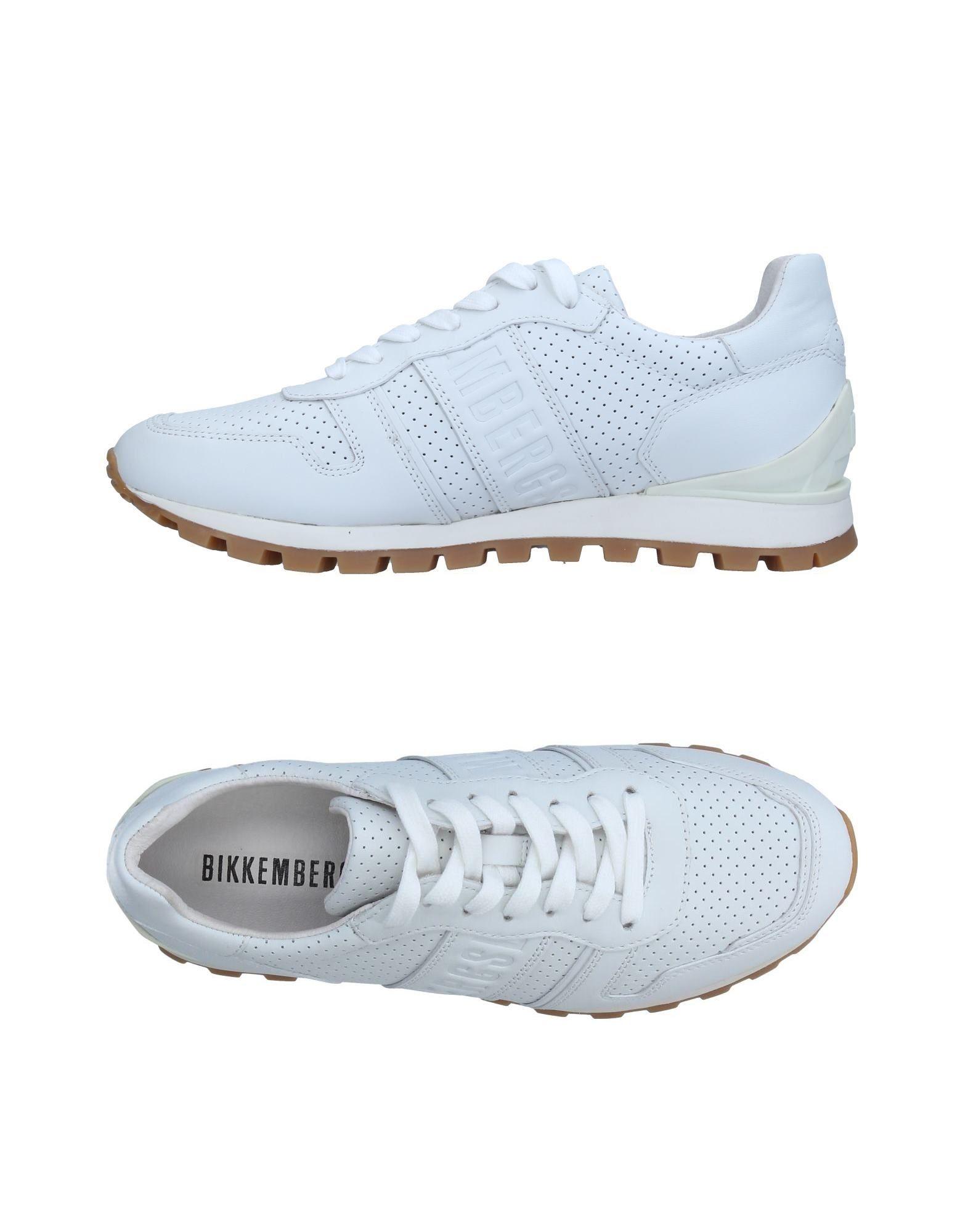 Rabatt echte Schuhe Bikkembergs Sneakers Herren  11332256PD