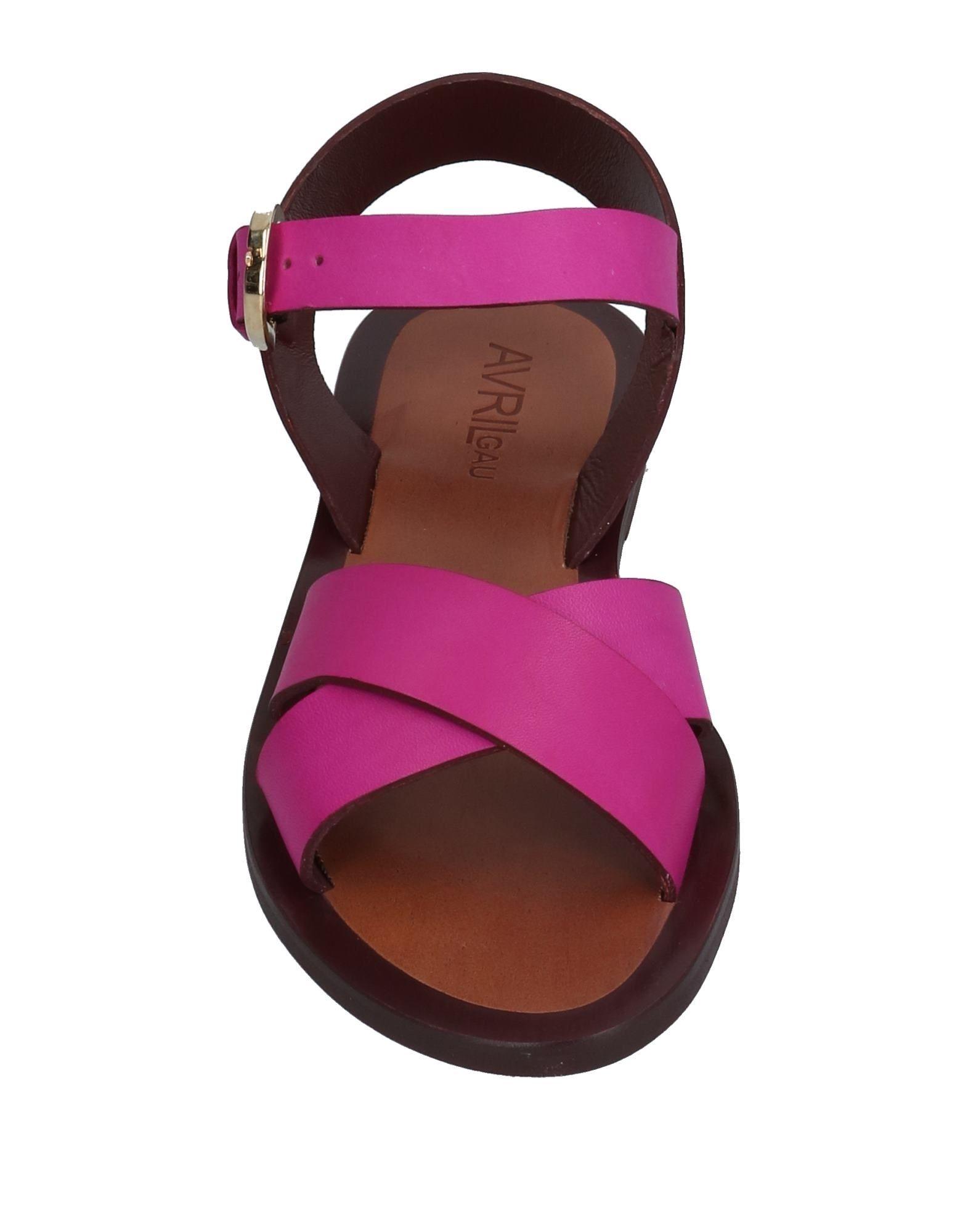 Stilvolle billige Schuhe Avril Gau Sandalen Damen  11332265IP