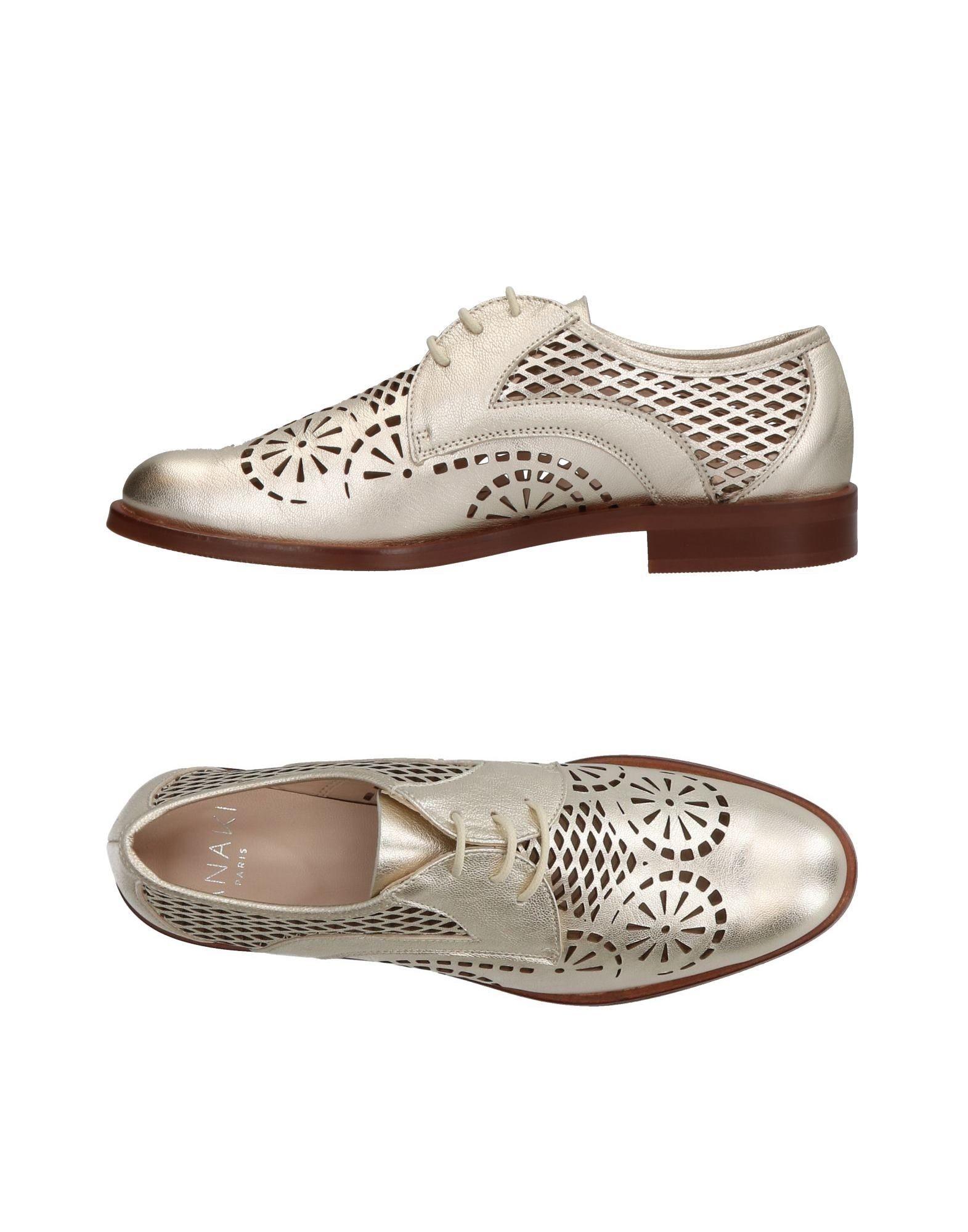 Chaussures À Lacets Anaki Femme - Chaussures À Lacets Anaki sur