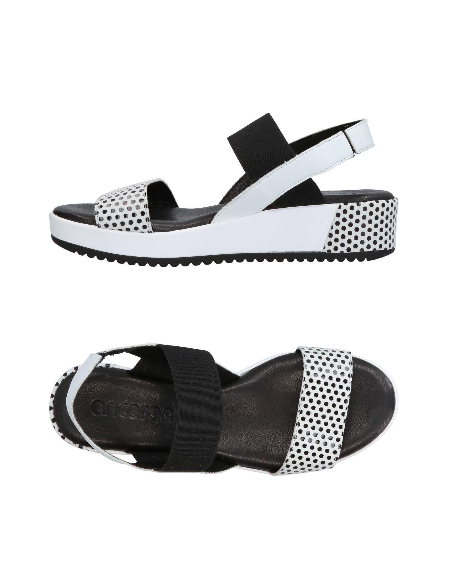 Günstige und modische Schuhe Ancarani Sandalen Damen  11332328HW