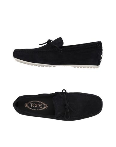 Zapatos con descuento Mocasín Tod's Hombre - Mocasines Tod's - 11332333VS Azul oscuro