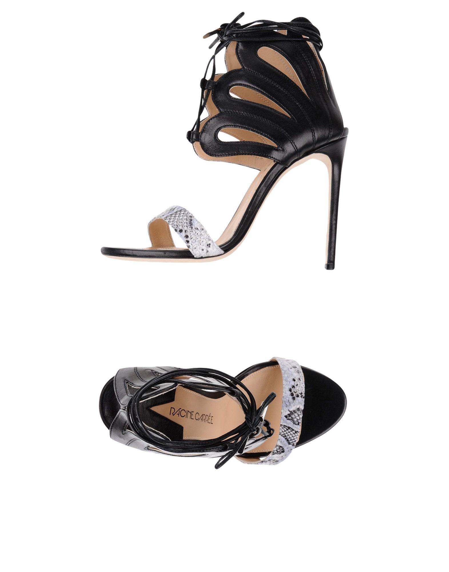 Rabatt Schuhe Racine Carrée Sandalen Damen  11332352WQ