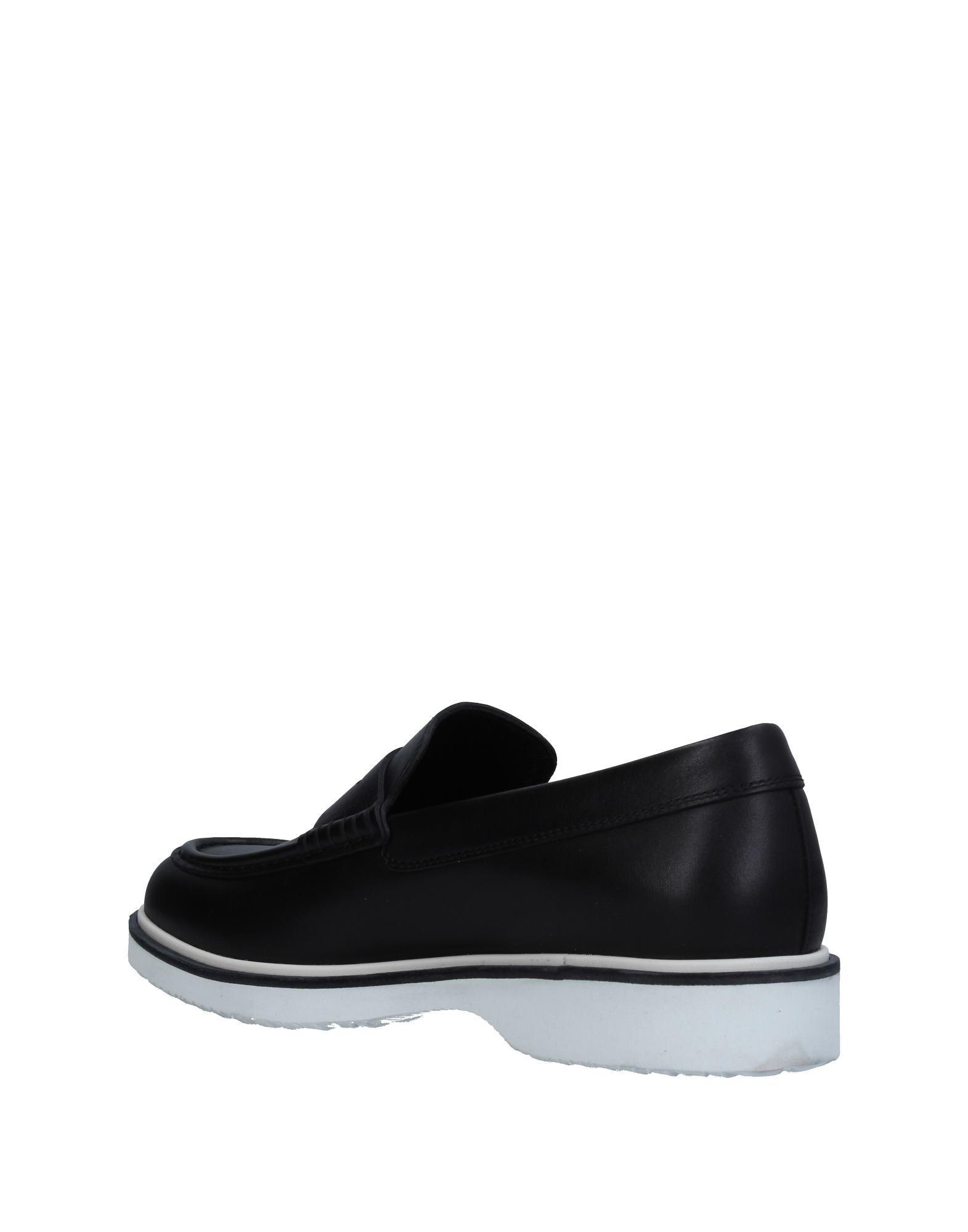 Günstige und modische Schuhe Hogan Mokassins Herren  11332384RG