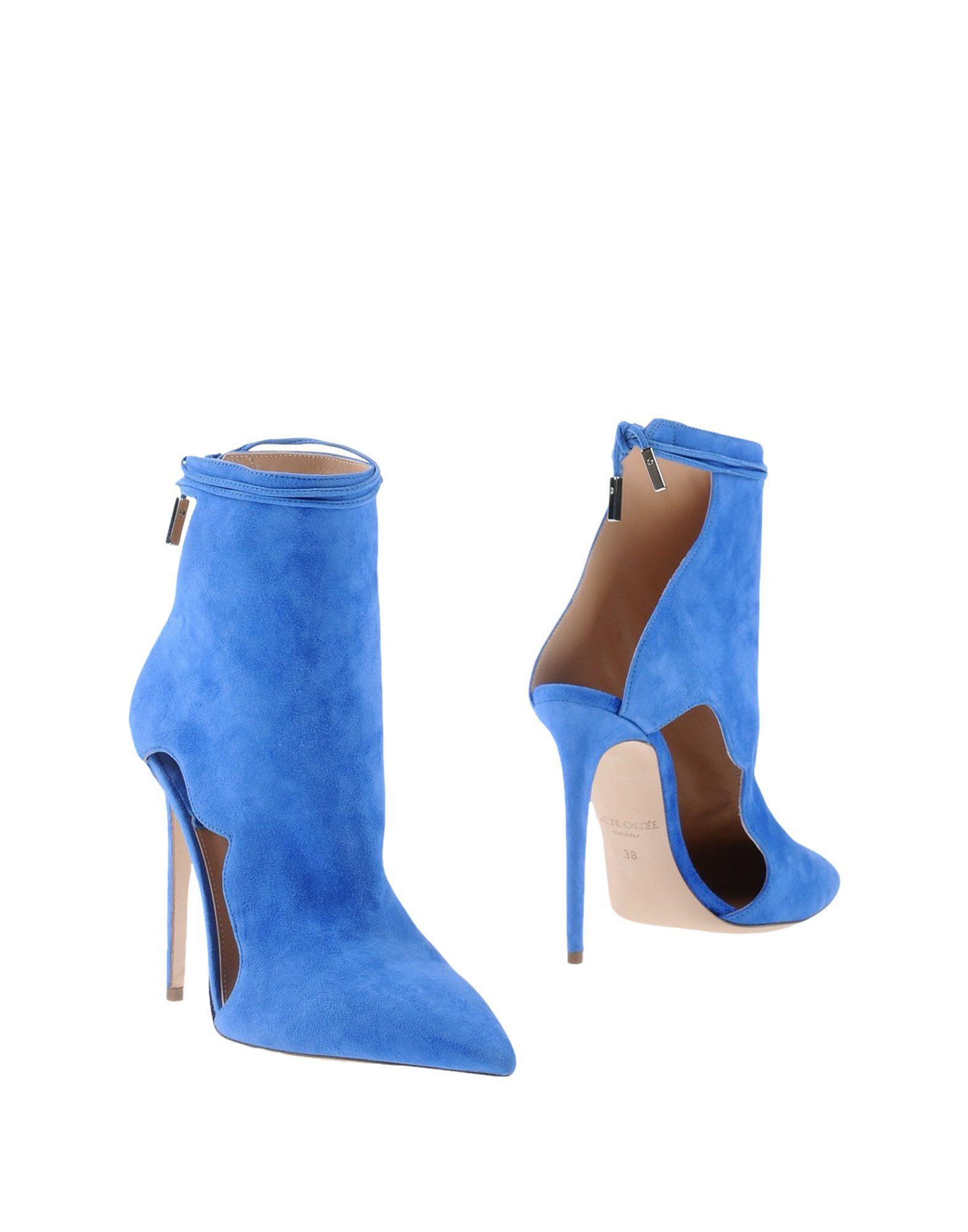 Stilvolle billige Schuhe Racine Carrée Stiefelette Damen  11332389PP