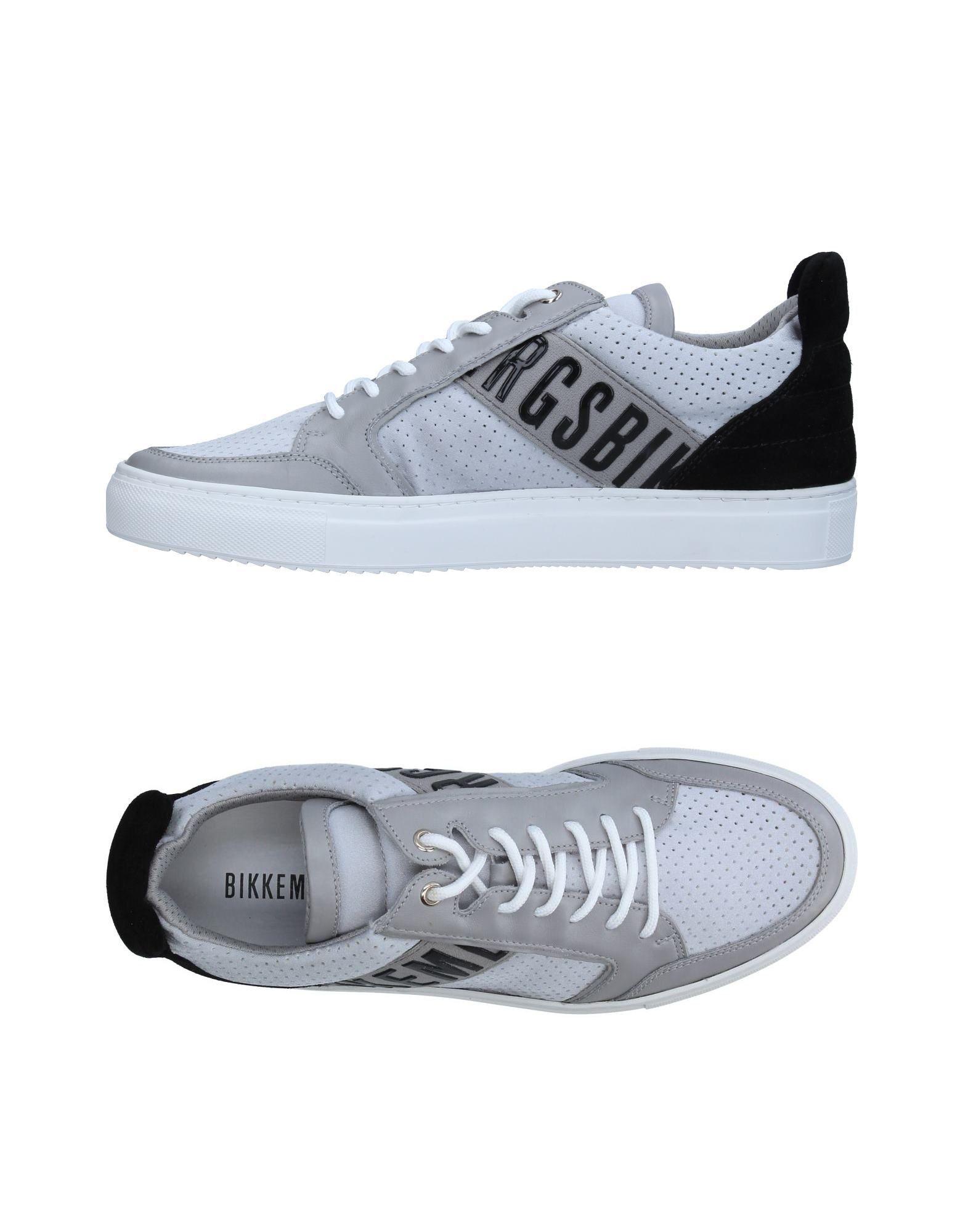 Rabatt echte Schuhe Bikkembergs Sneakers Herren  11332435DN