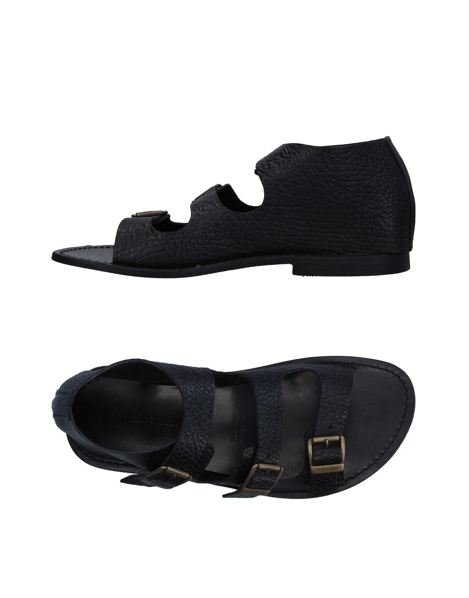Rabatt echte Schuhe Attimonelli's Sandalen Herren  11332448JW