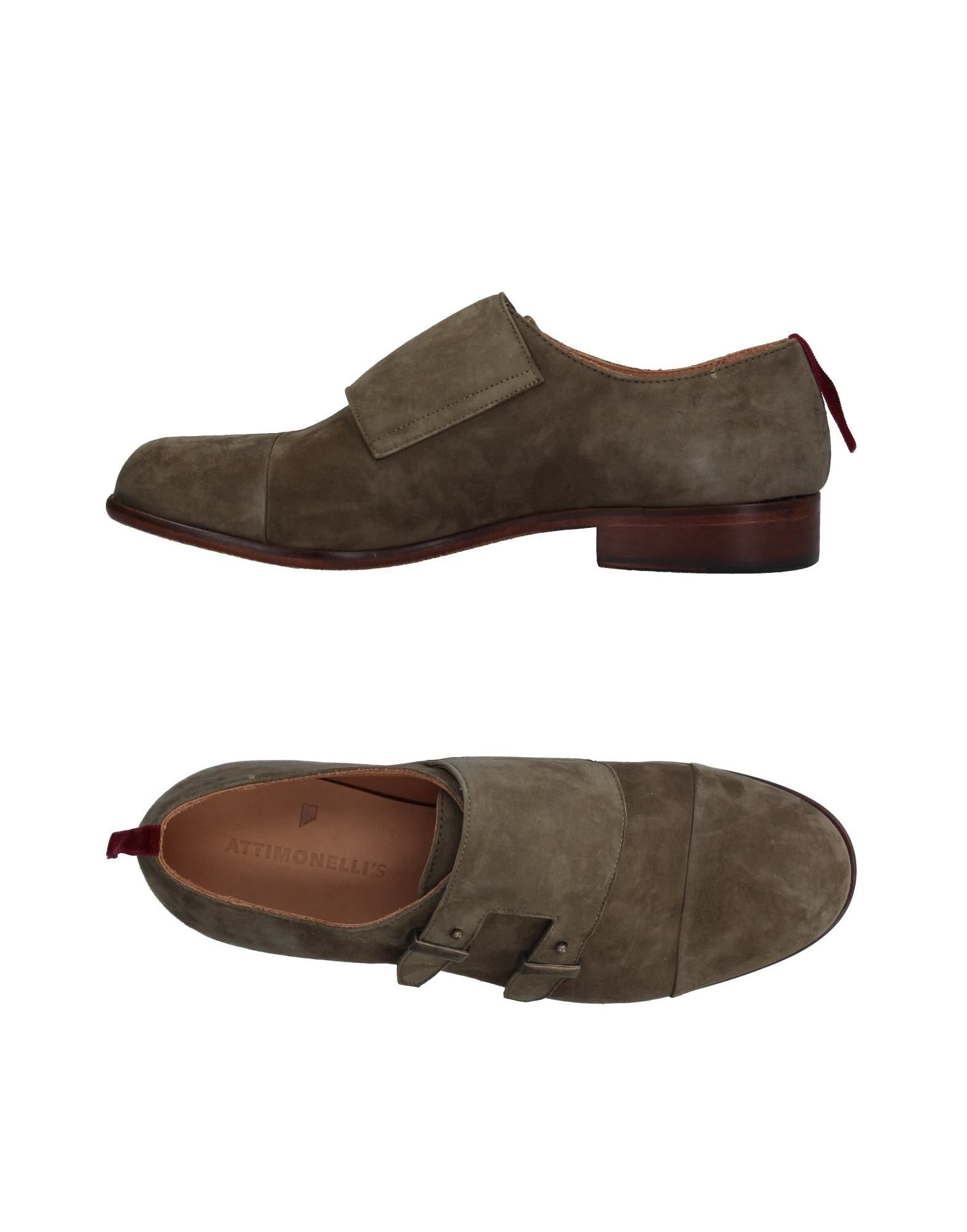 Rabatt echte Schuhe Attimonelli's Mokassins Herren 11332467QV  11332467QV Herren bae9f2