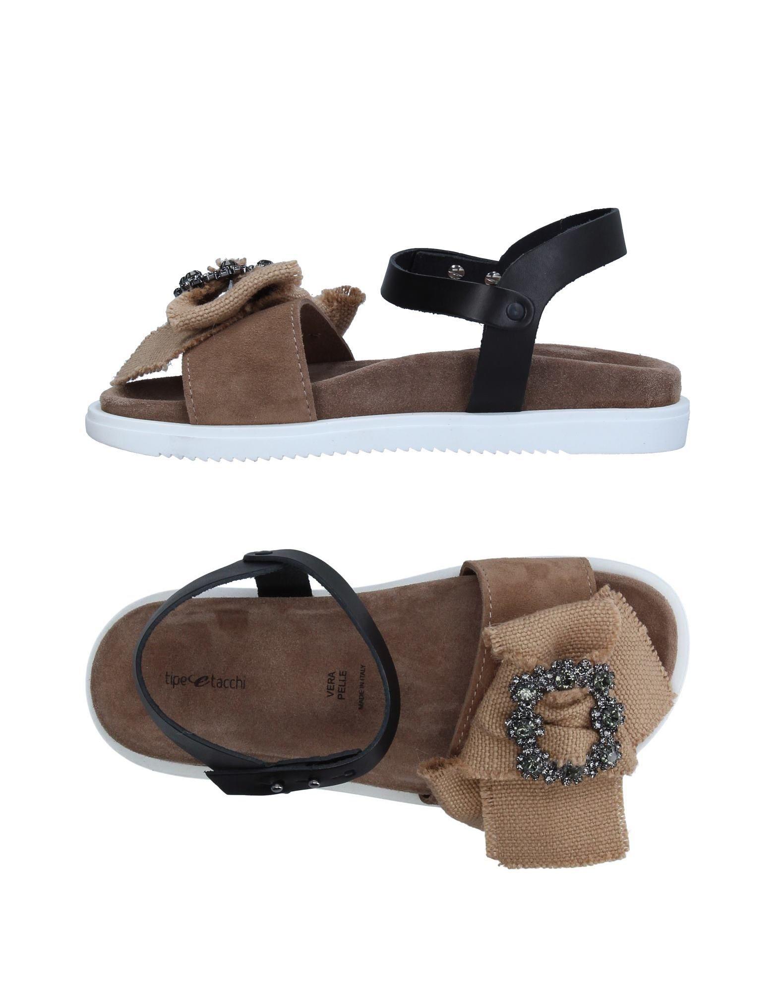 Tipe E Tacchi Sandalen Damen  11332488NJ Gute Qualität beliebte Schuhe