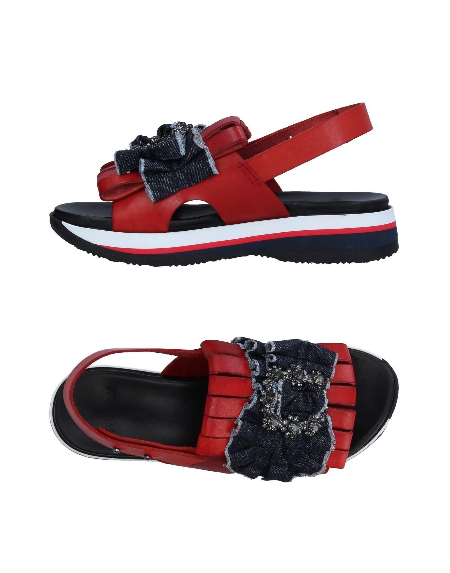 Tipe E Tacchi Sandalen Damen  11332510GN Gute Qualität beliebte Schuhe
