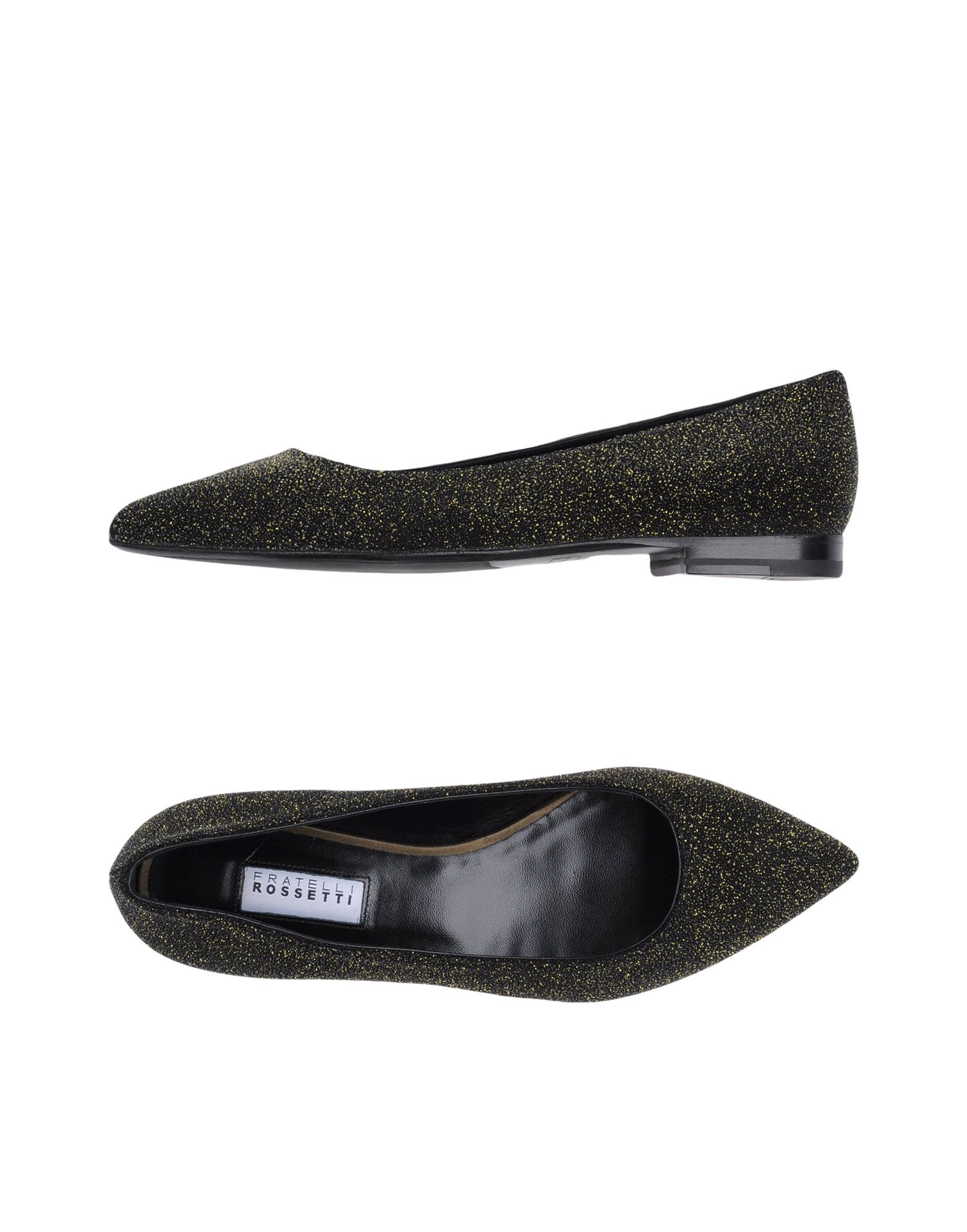 Stilvolle billige Schuhe Fratelli Rossetti Ballerinas Damen  11332531GE 11332531GE 11332531GE 397973