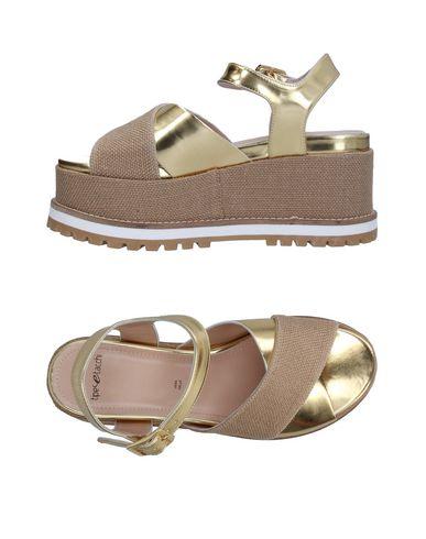 Zapatos de mujer baratos zapatos de Tacchi mujer Sandalia Tipe E Tacchi de Mujer - Sandalias Tipe E Tacchi - 11332582PU Oro 2ef3df