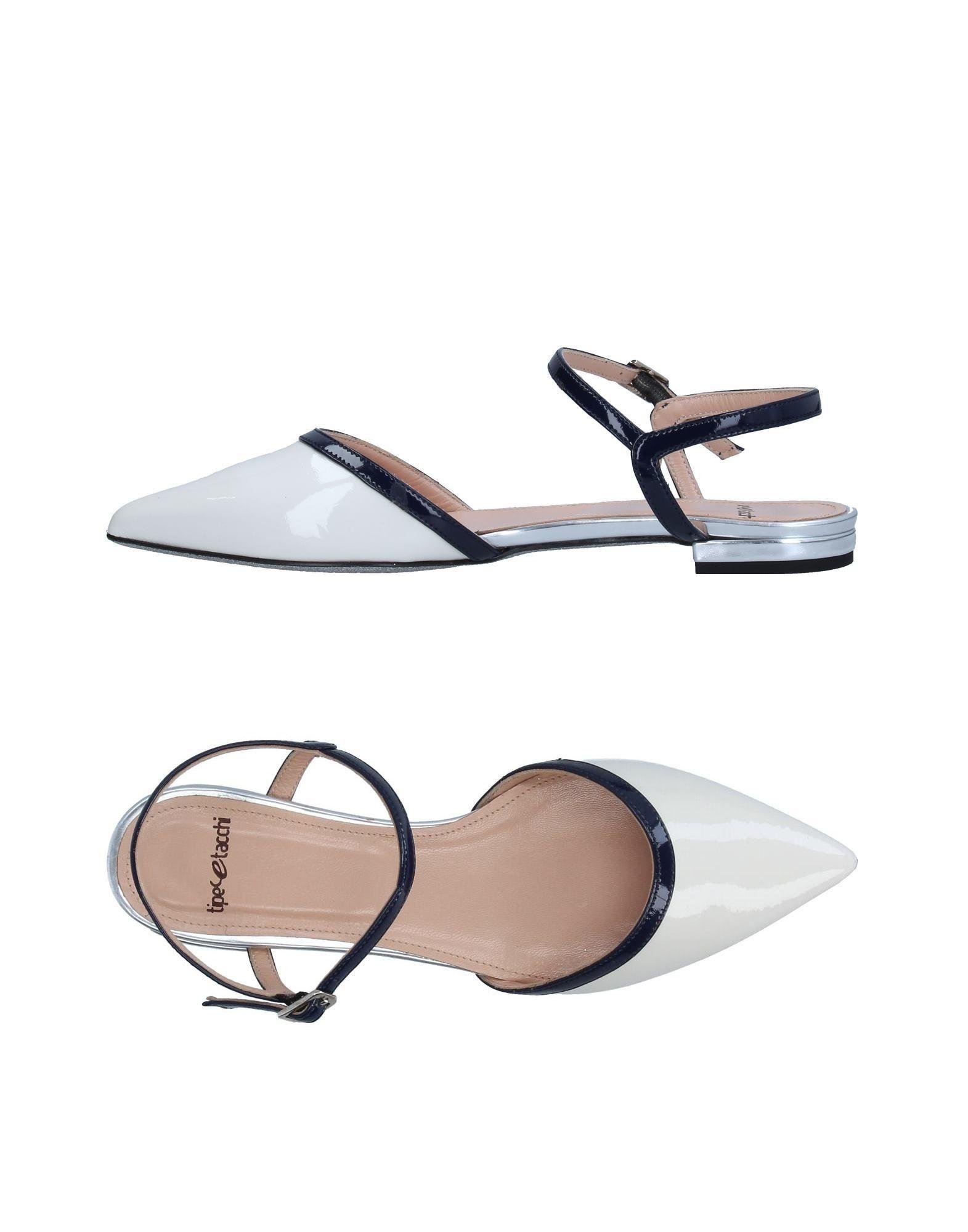 Tipe E Tacchi Neue Ballerinas Damen  11332632UE Neue Tacchi Schuhe b7b01e