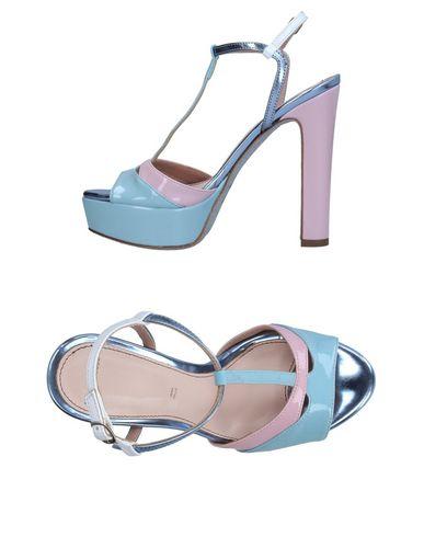Tipe Bleu Sandales Ciel Tacchi E rpaxYr
