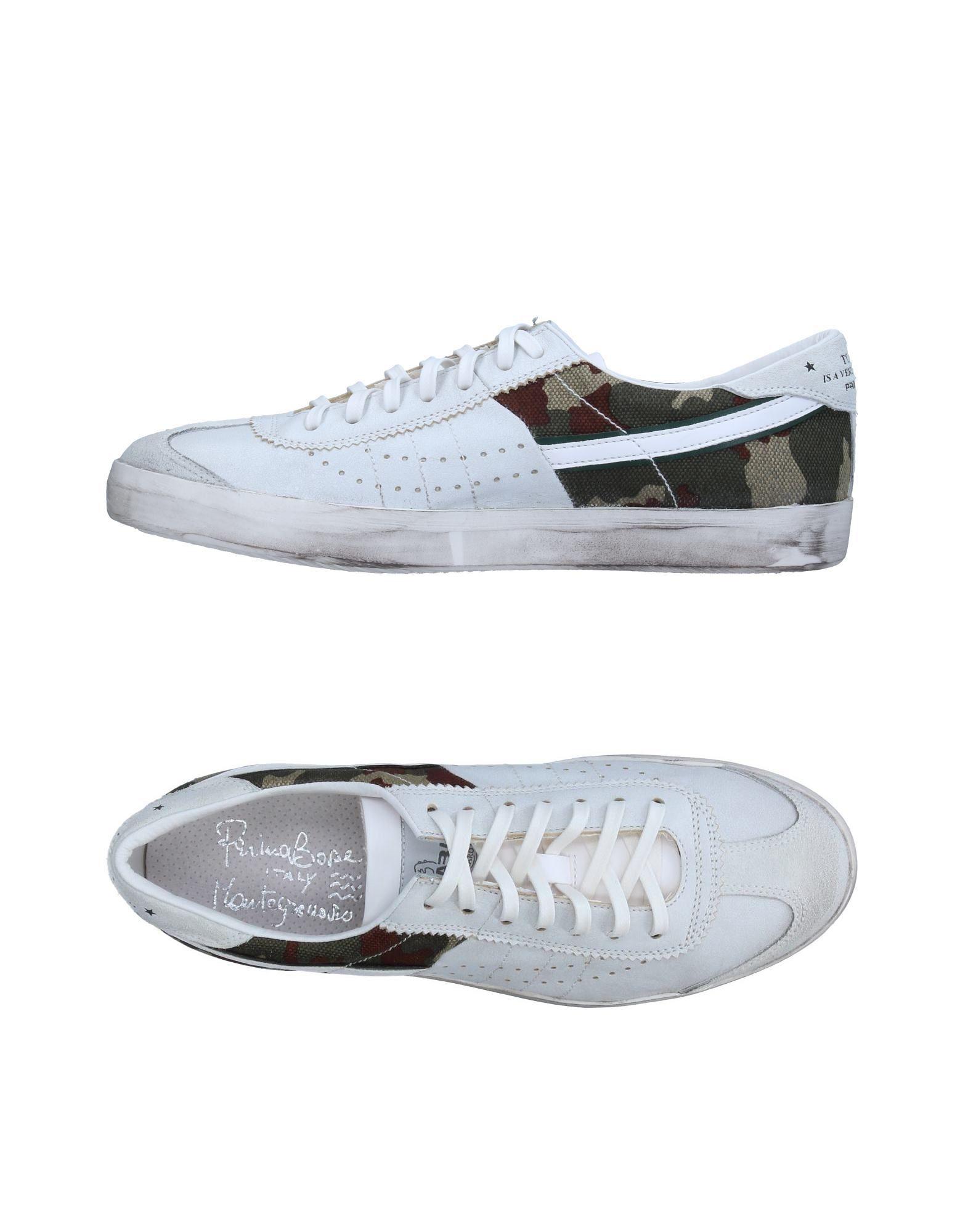 A buon mercato Sneakers Primabase Uomo - 11332663AS