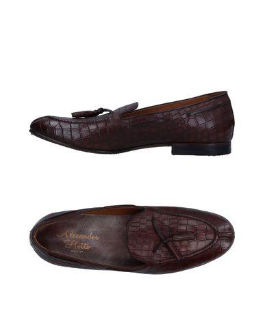 Zapatos con descuento Mocasín Alexander Hotto Hombre - Mocasines Alexander Hotto - 11332707OV Café